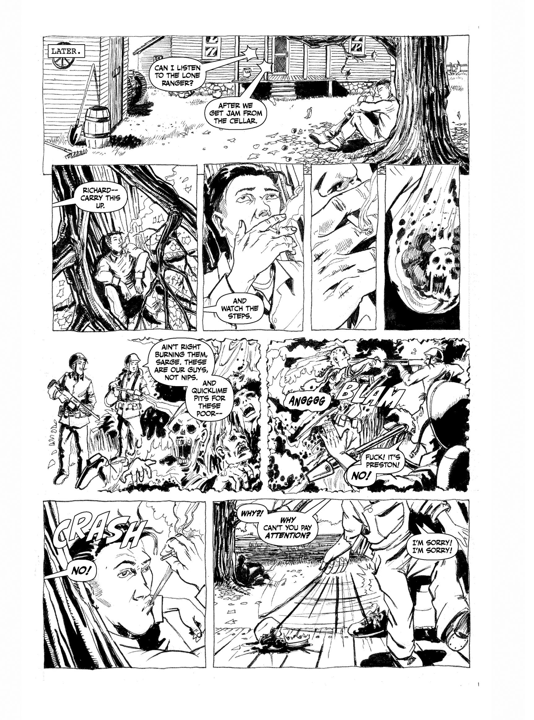 Read online FUBAR comic -  Issue #2 - 225