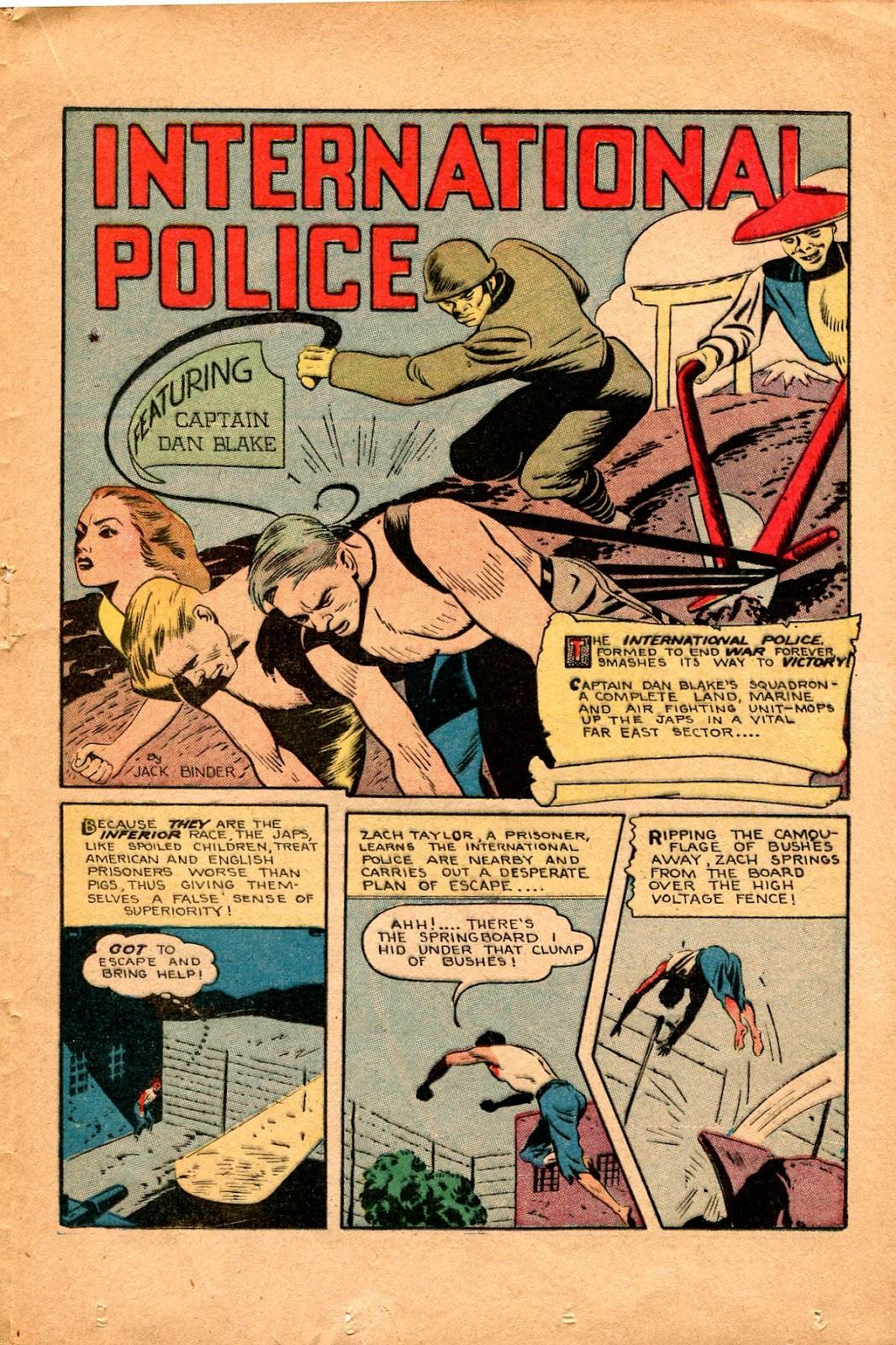 Read online Super-Magician Comics comic -  Issue #34 - 33