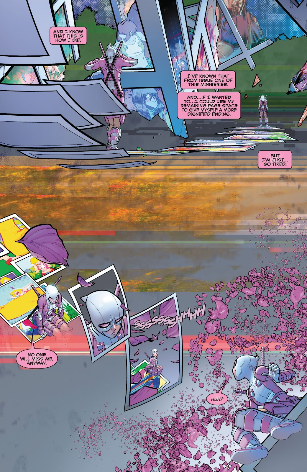 Gwenpool Strikes Back issue _TPB - Page 103