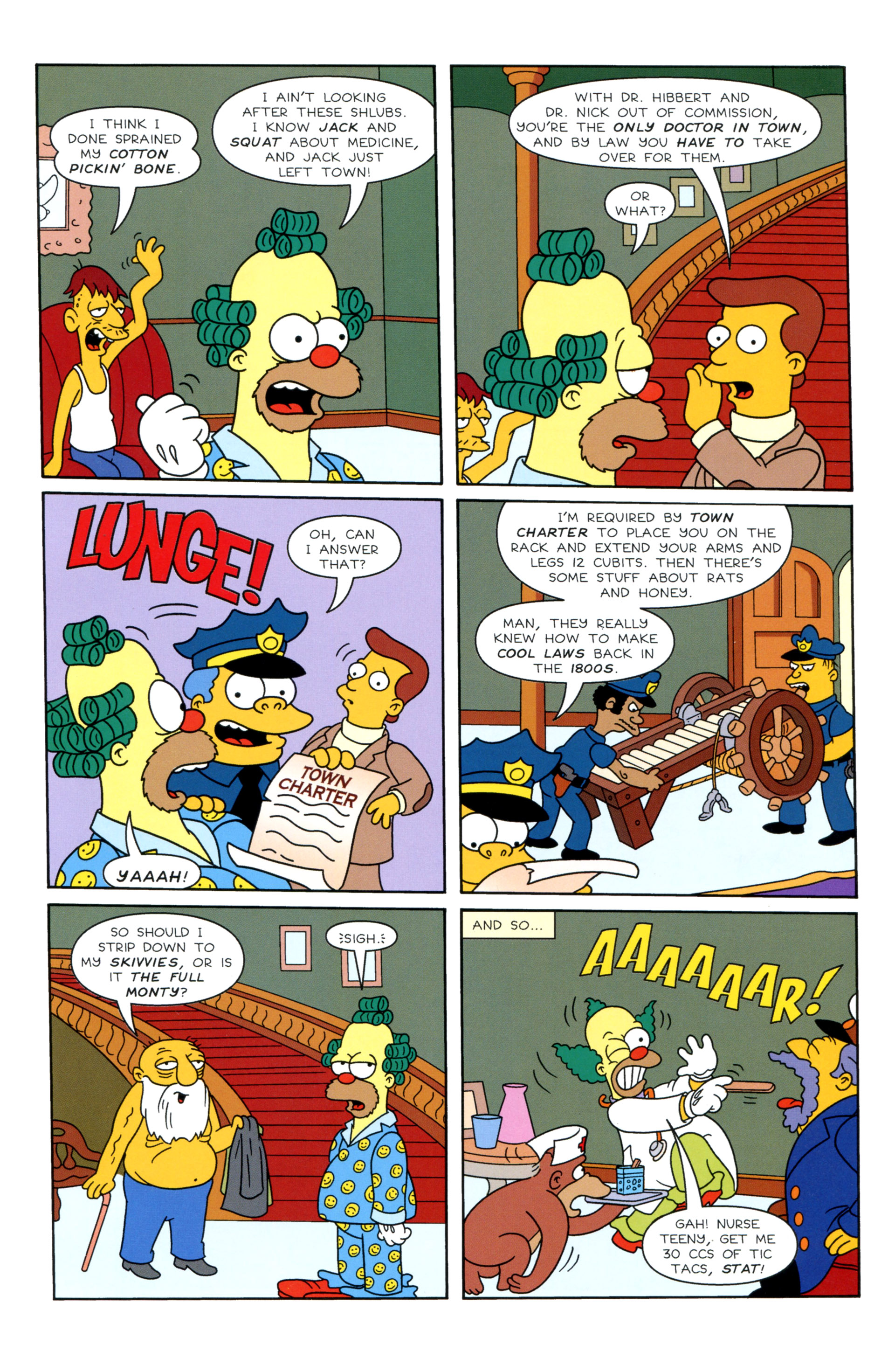 Read online Simpsons Illustrated (2012) comic -  Issue #8 - 13