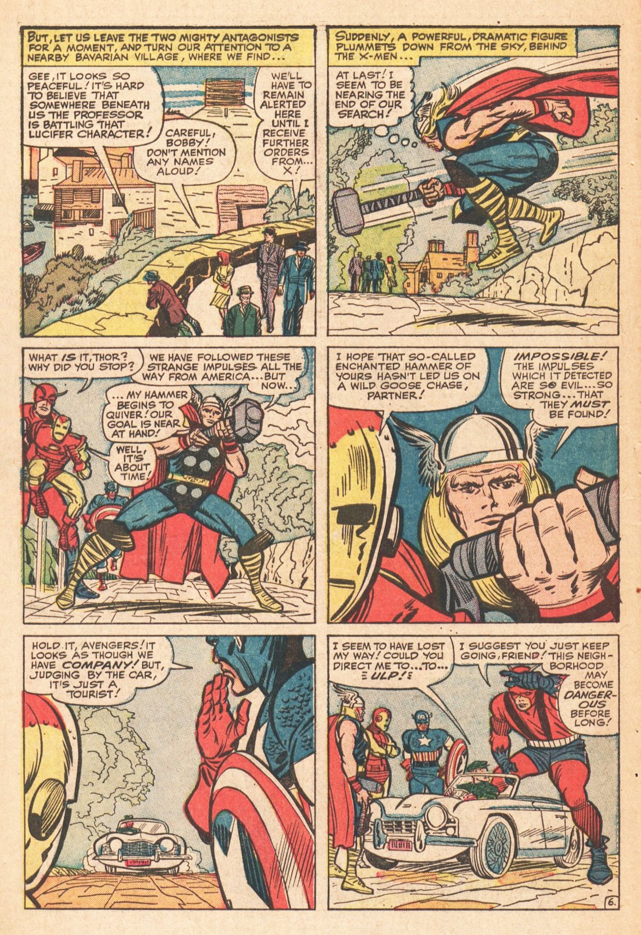 Read online Uncanny X-Men (1963) comic -  Issue # _Annual 1 - 8