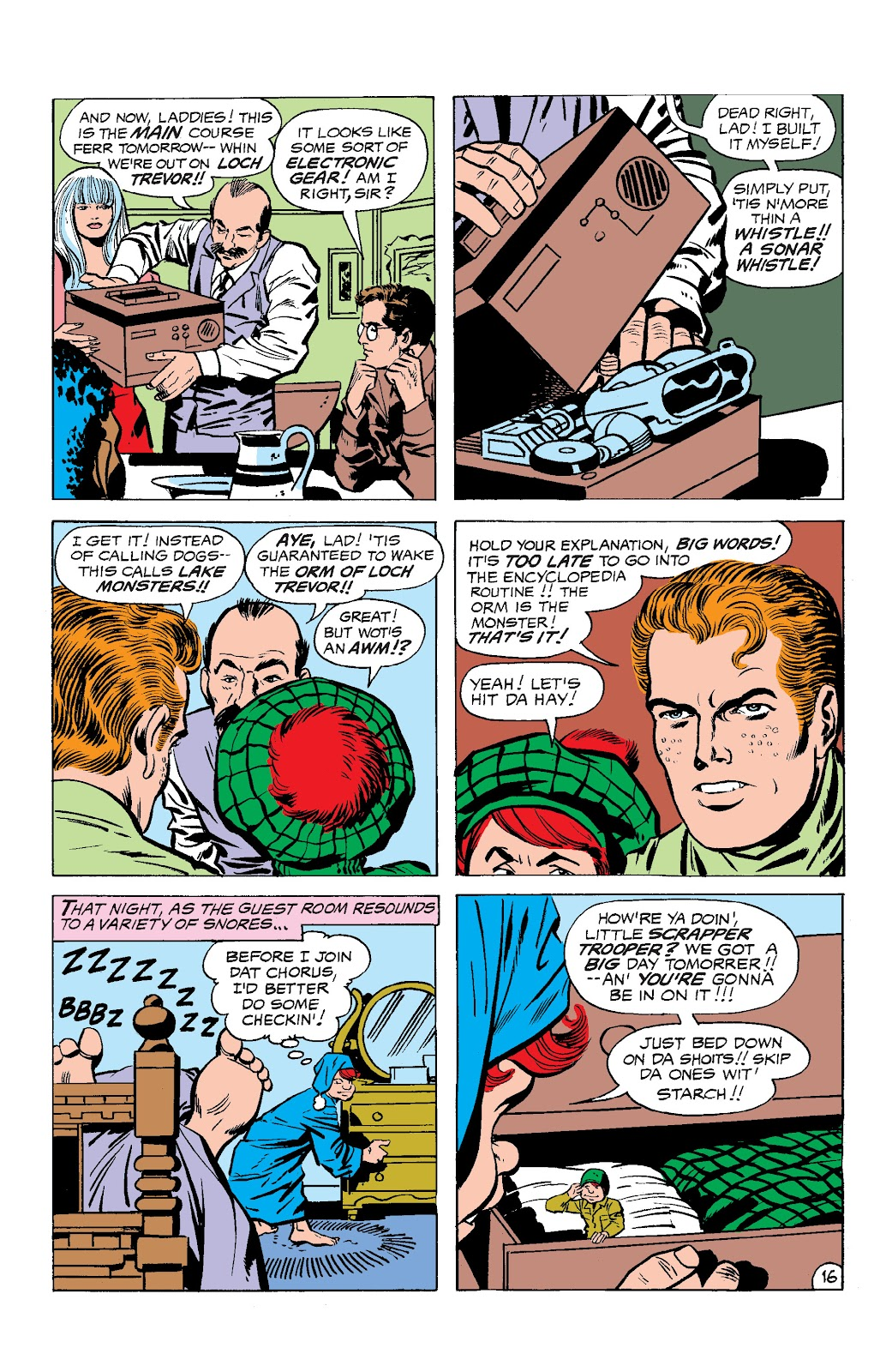 Read online Superman's Pal, Jimmy Olsen by Jack Kirby comic -  Issue # TPB (Part 3) - 55
