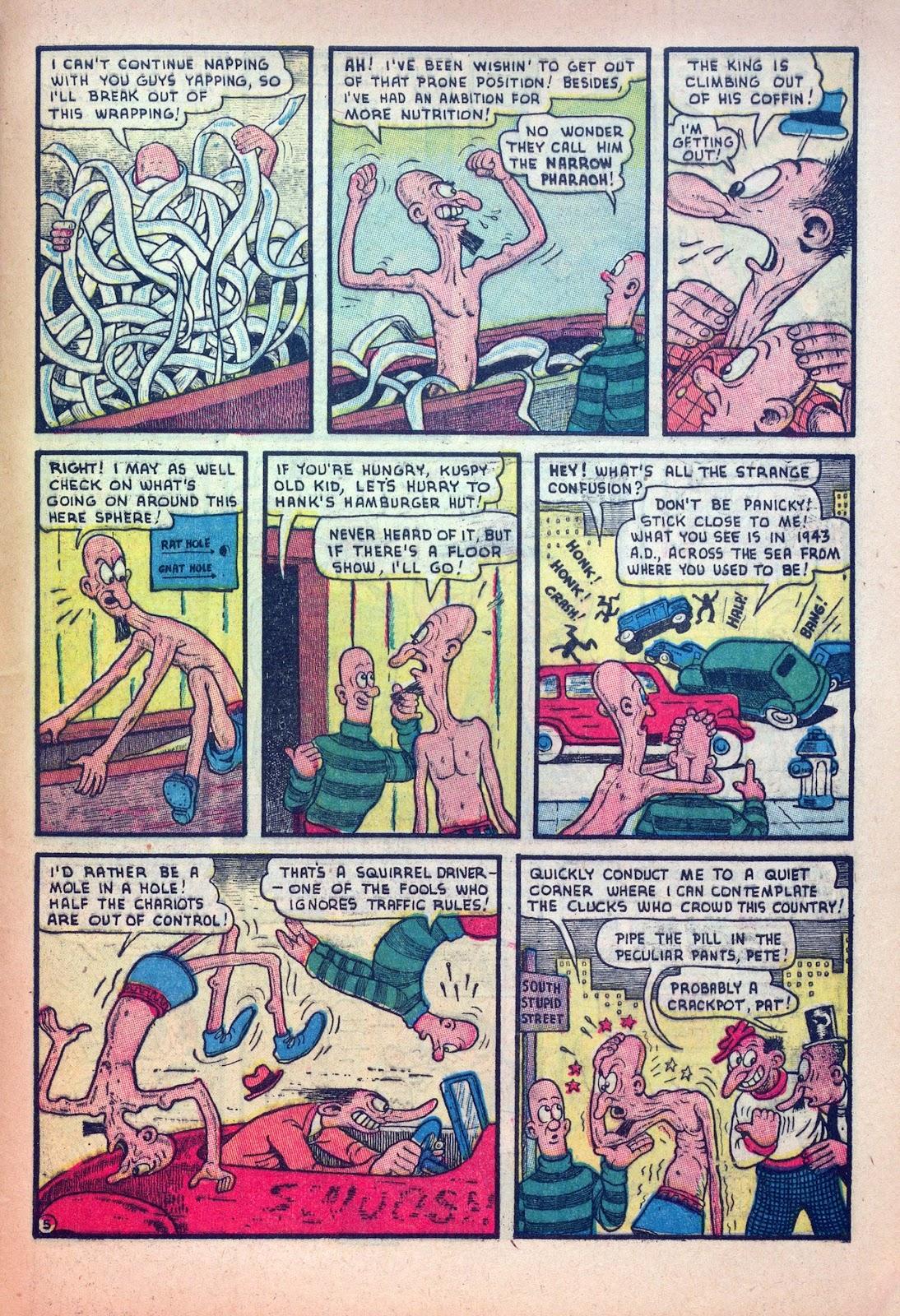 Read online Joker Comics comic -  Issue #9 - 63