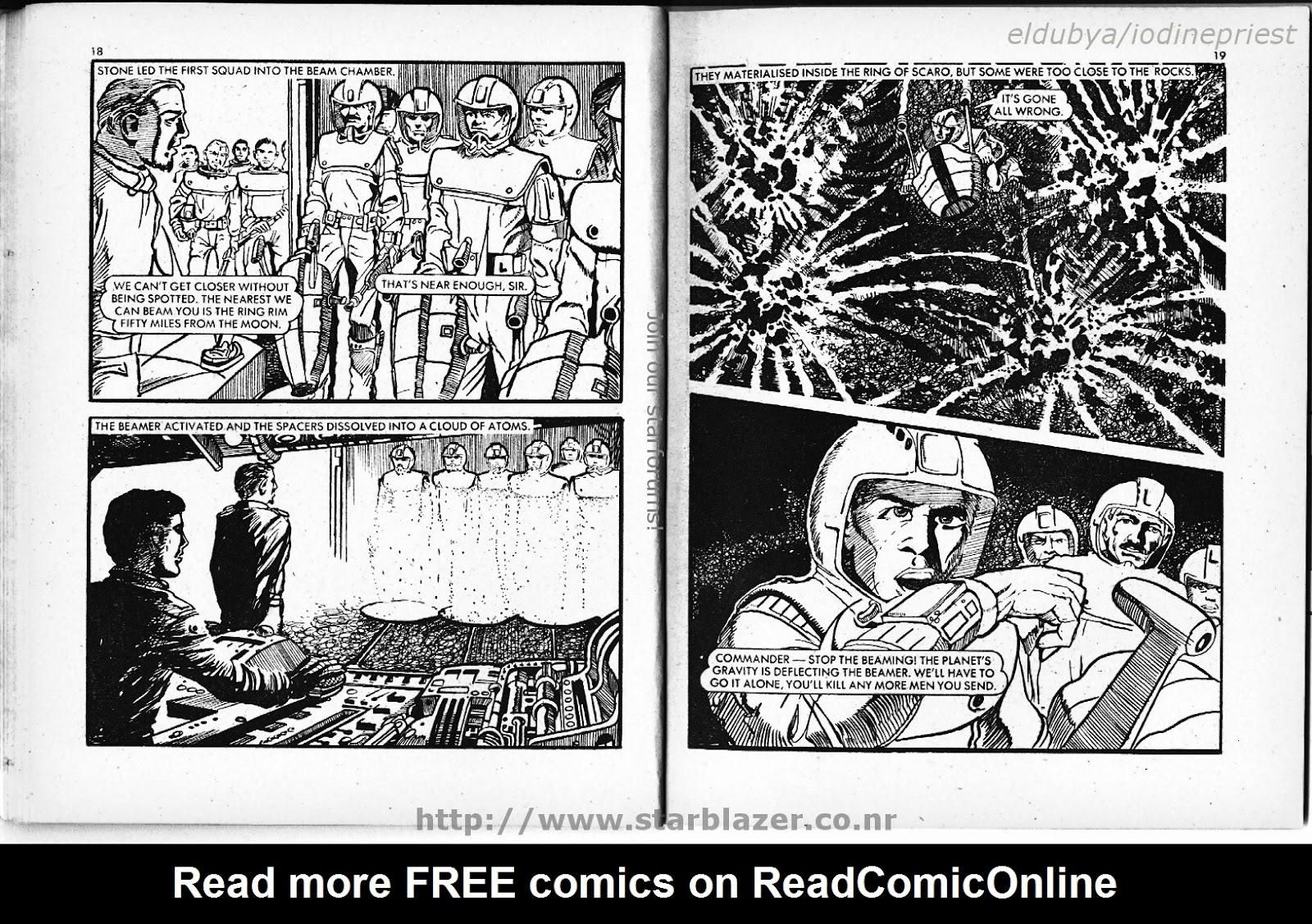 Starblazer issue 70 - Page 11