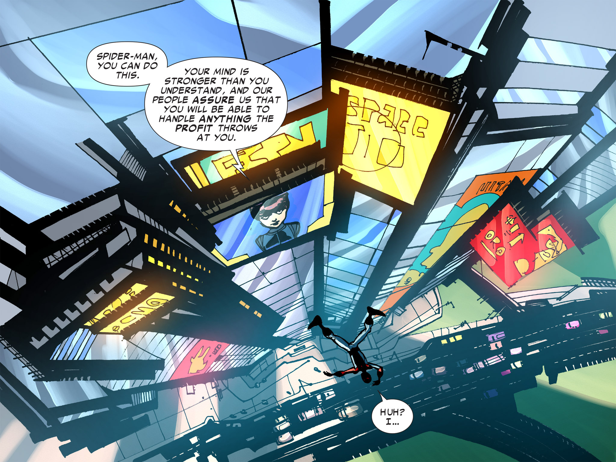 Read online Amazing Spider-Man: Who Am I? comic -  Issue # Full (Part 1) - 214
