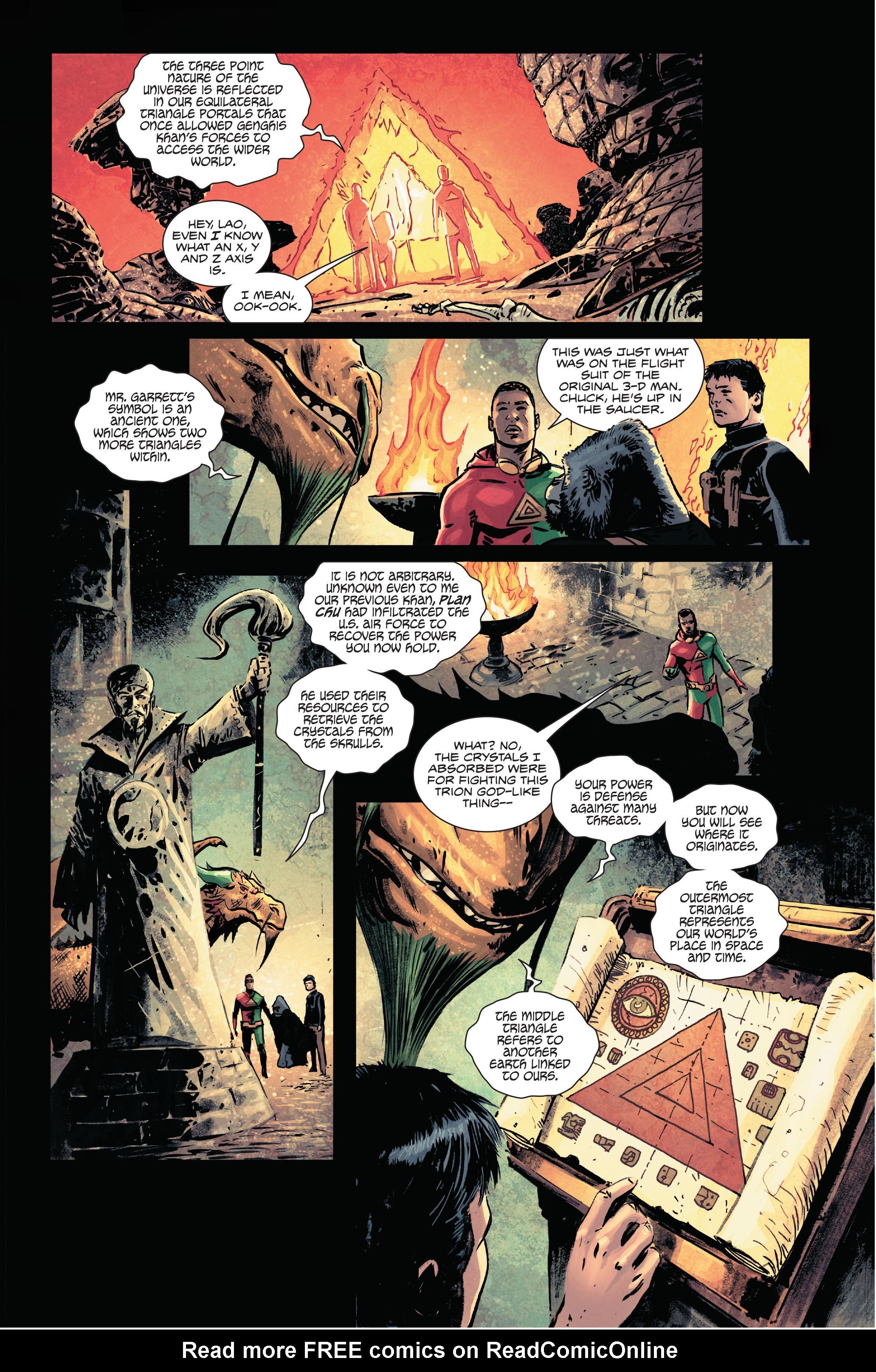 Read online Atlas comic -  Issue #4 - 10