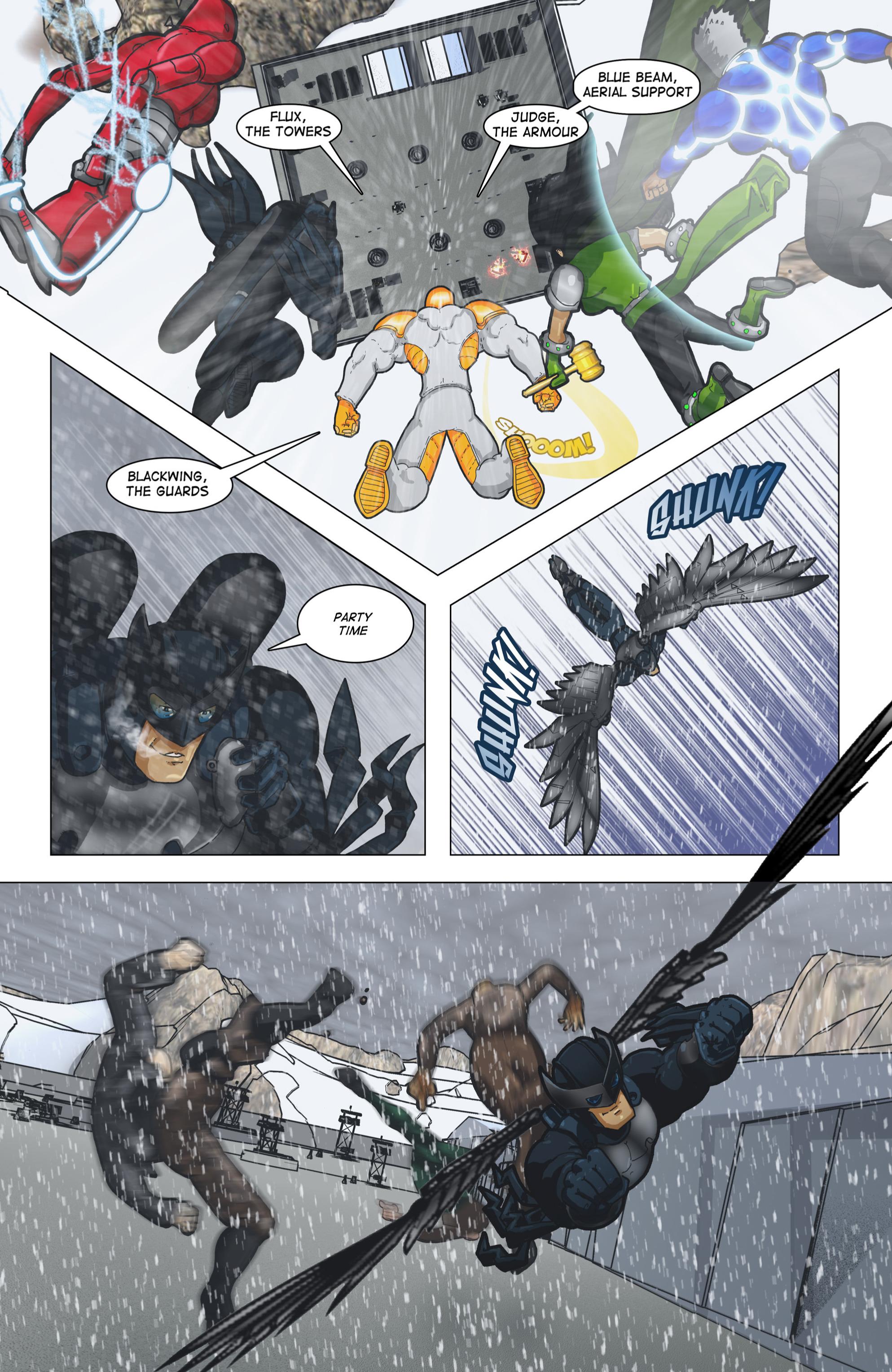 Read online Vanguard (2015) comic -  Issue #3 - 21