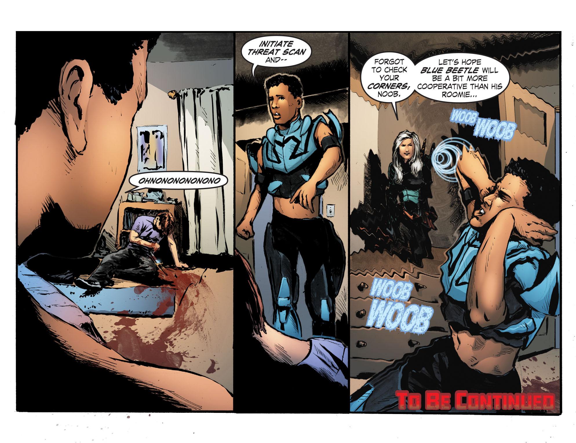 Read online Smallville: Titans comic -  Issue #2 - 22