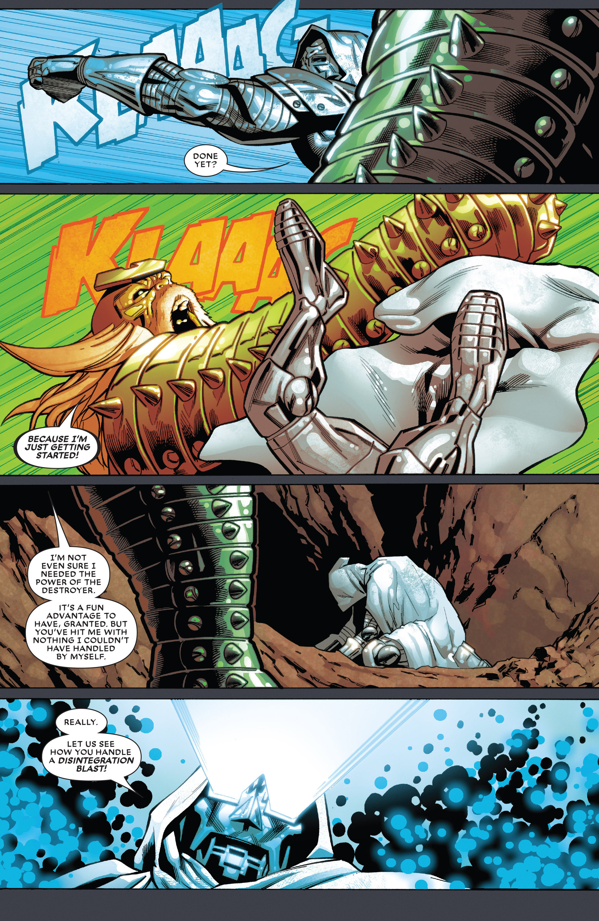 Read online Future Imperfect comic -  Issue #5 - 16