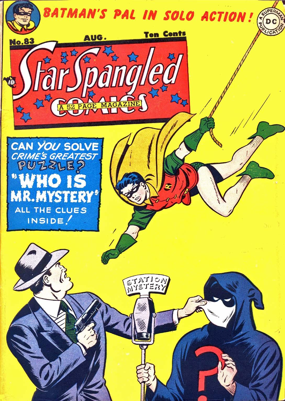 Star Spangled Comics (1941) 83 Page 1