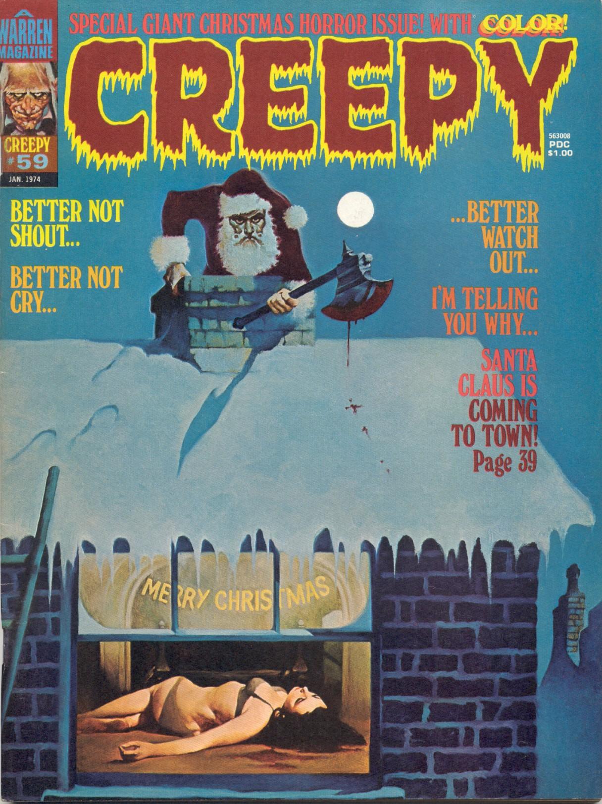 Creepy (1964) 59 Page 1