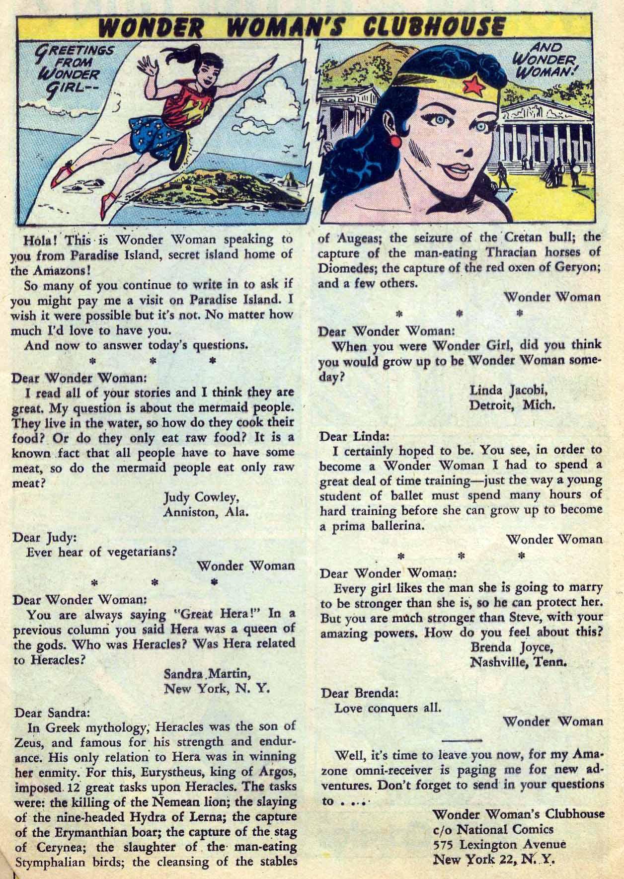 Read online Wonder Woman (1942) comic -  Issue #126 - 28