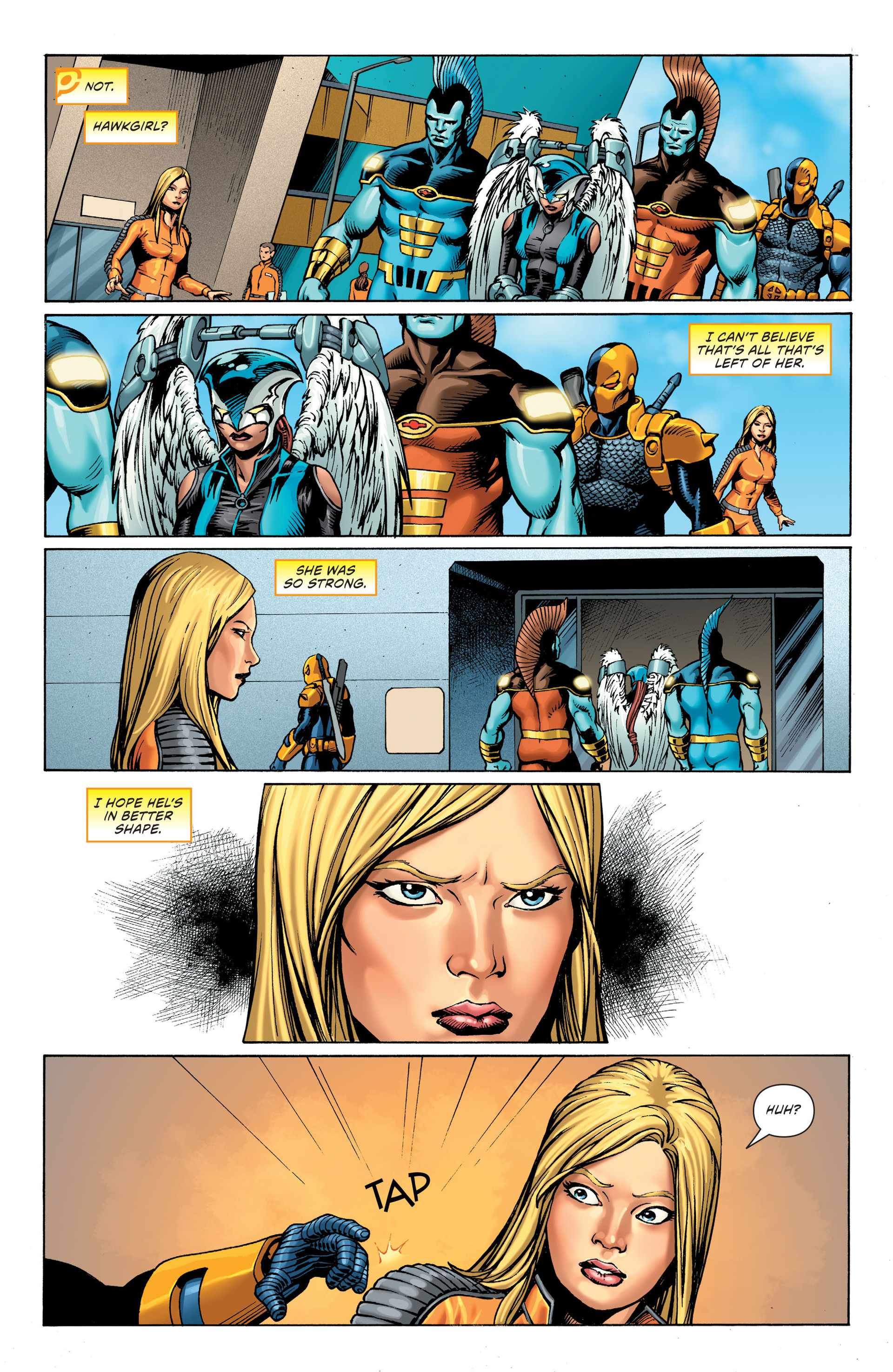 Read online Worlds' Finest: Futures End comic -  Issue # Full - 9