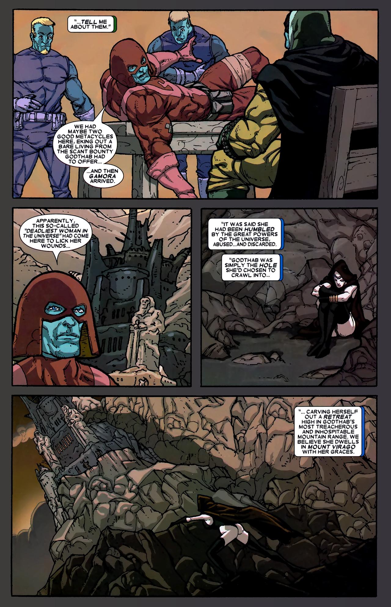 Read online Annihilation: Ronan comic -  Issue #2 - 11