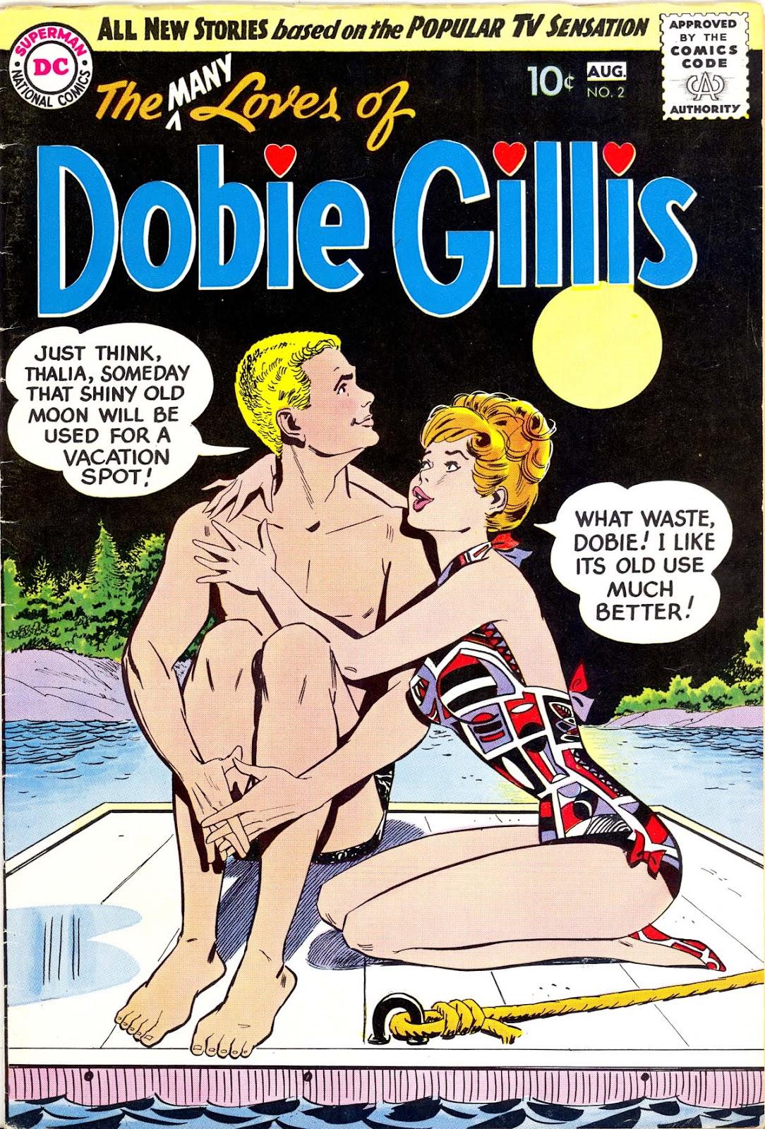 Many Loves of Dobie Gillis 2 Page 1