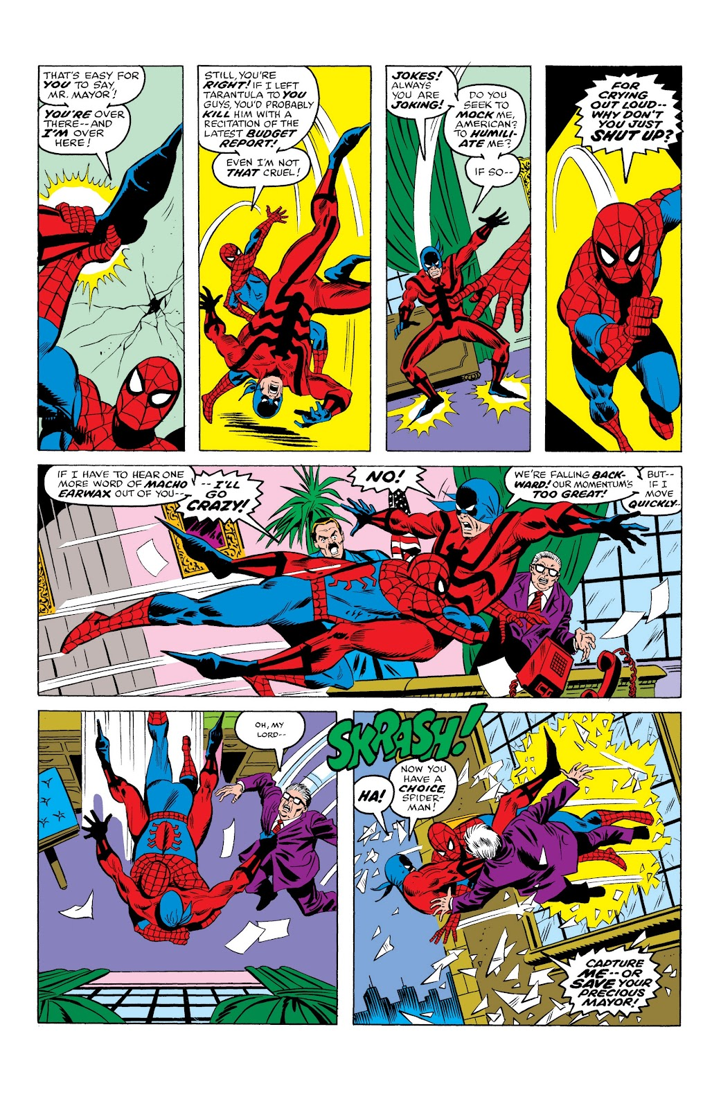 Read online Marvel Masterworks: The Spectacular Spider-Man comic -  Issue # TPB (Part 1) - 24