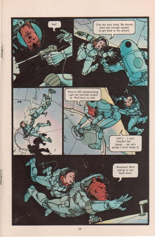 Read online Dalgoda comic -  Issue #8 - 19