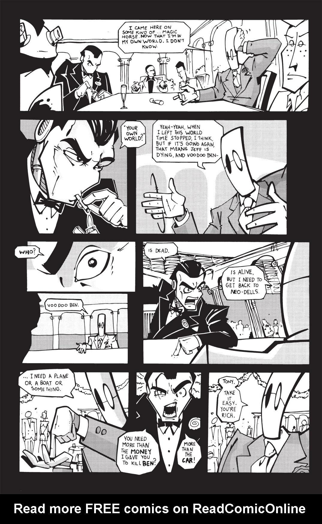 Read online Scud: The Disposable Assassin: The Whole Shebang comic -  Issue # TPB (Part 3) - 79