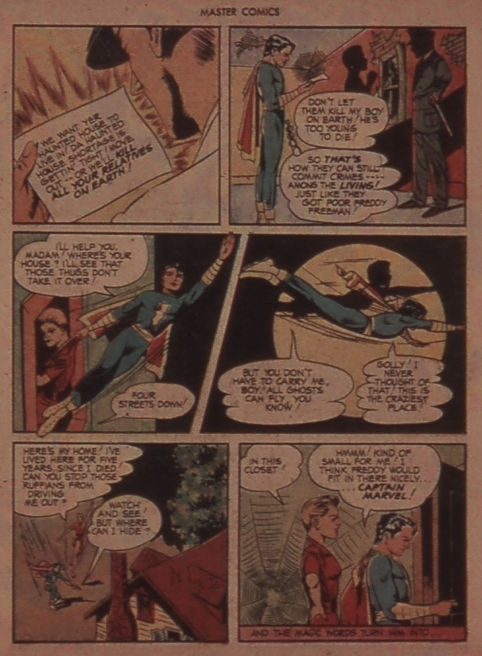 Master Comics issue 50 - Page 11