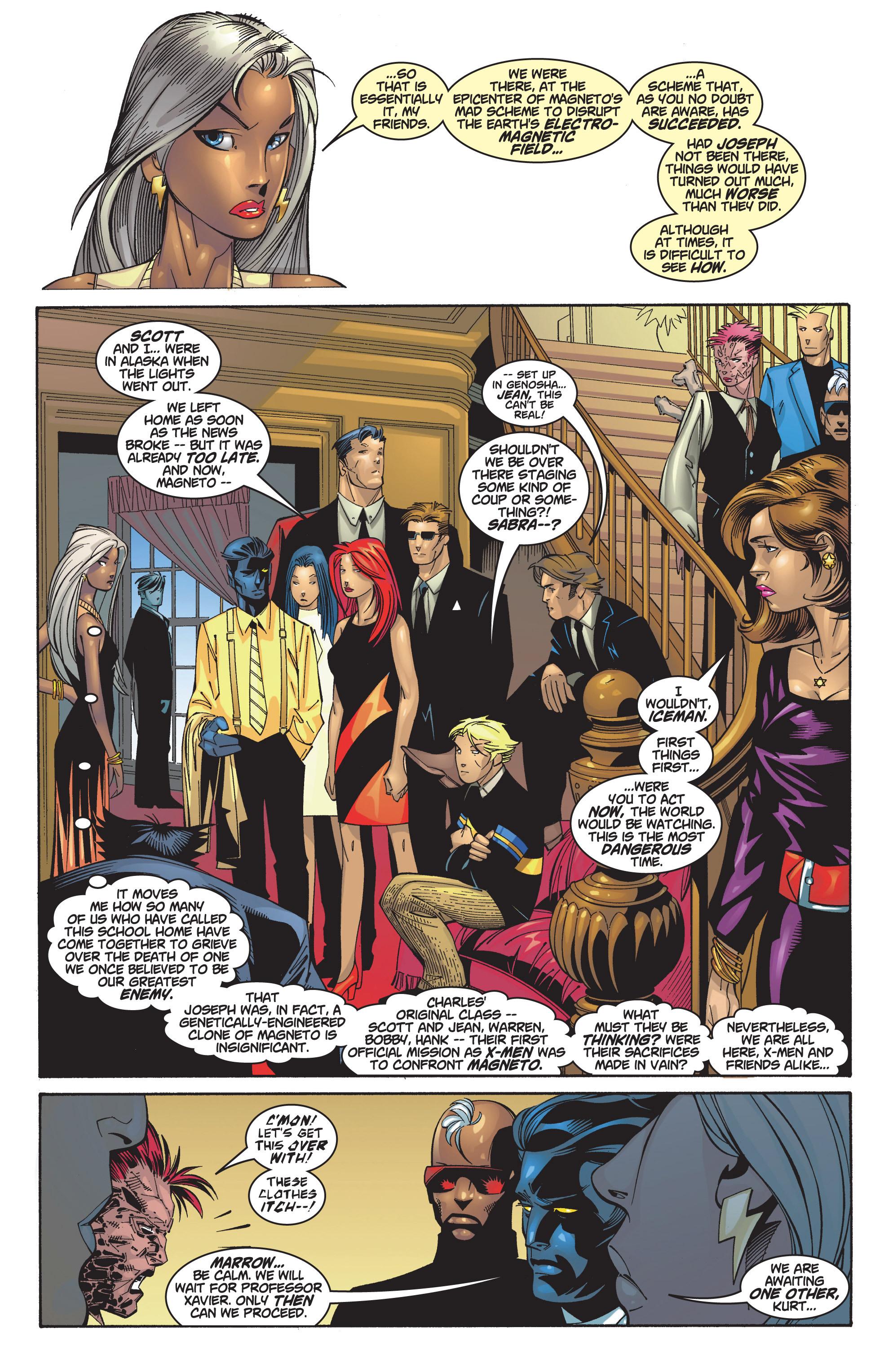 Read online Uncanny X-Men (1963) comic -  Issue #368 - 12