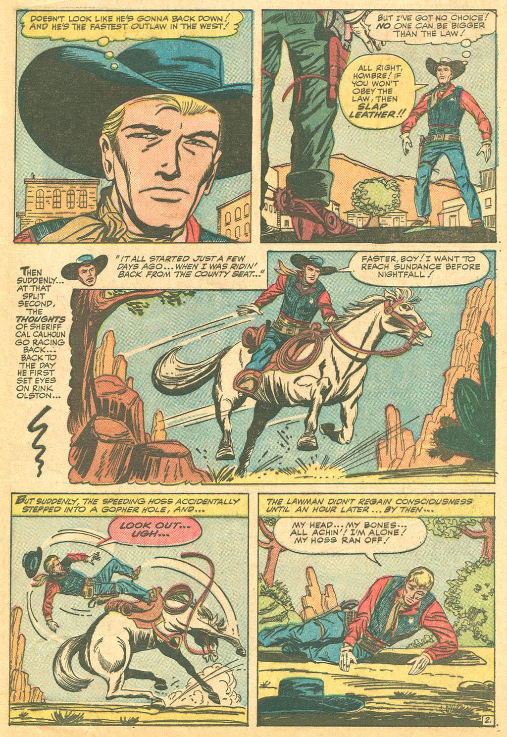 Read online Two-Gun Kid comic -  Issue #69 - 29