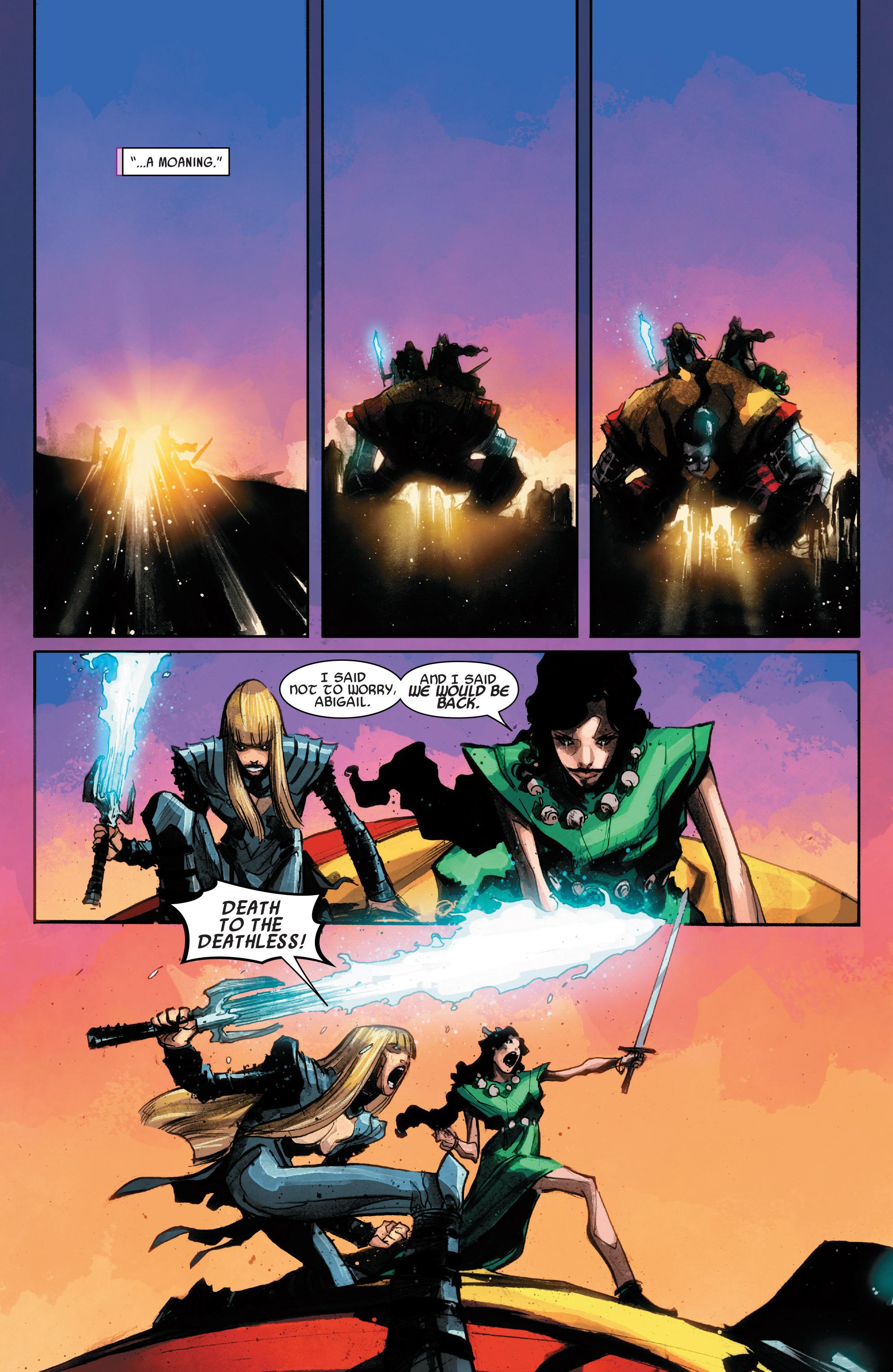 Read online Siege (2015) comic -  Issue #3 - 13