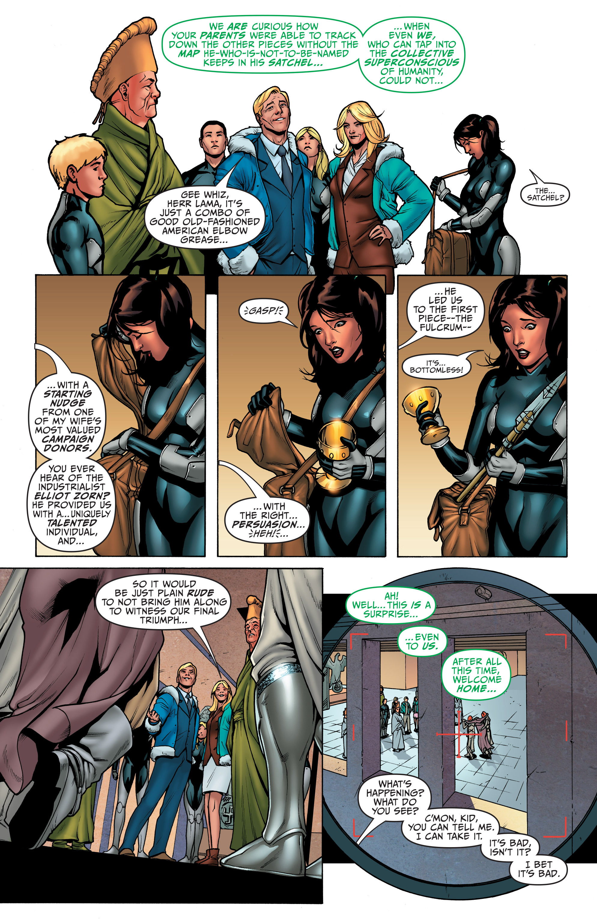 Read online Archer and Armstrong comic -  Issue #Archer and Armstrong _TPB 1 - 79