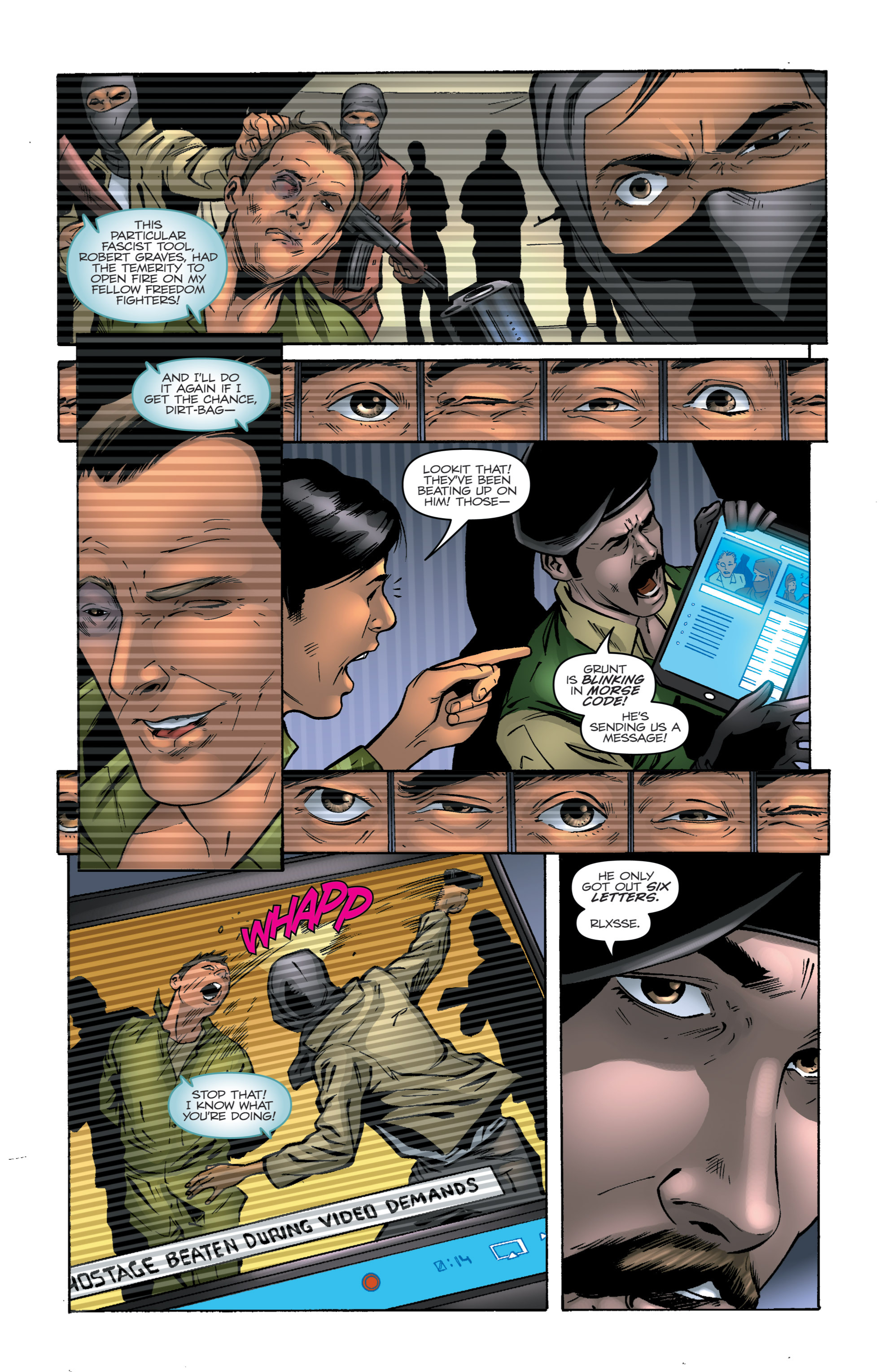 G.I. Joe: A Real American Hero 194 Page 6