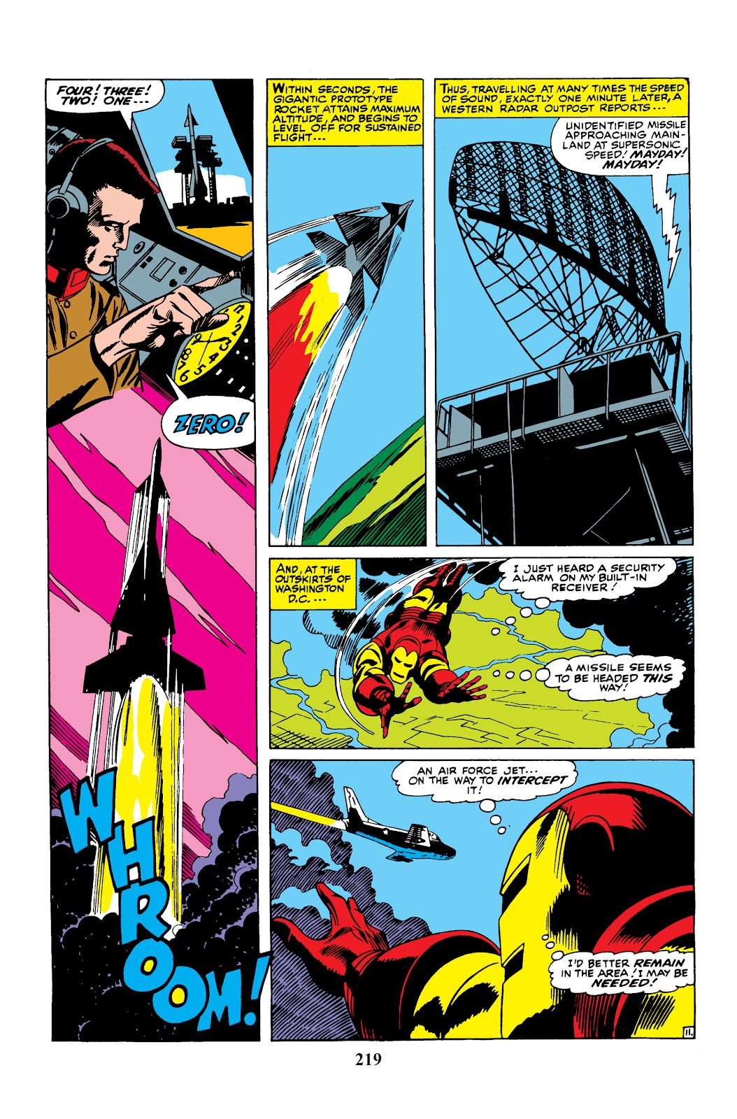 Read online Marvel Masterworks: The Invincible Iron Man comic -  Issue # TPB 3 (Part 4) - 59