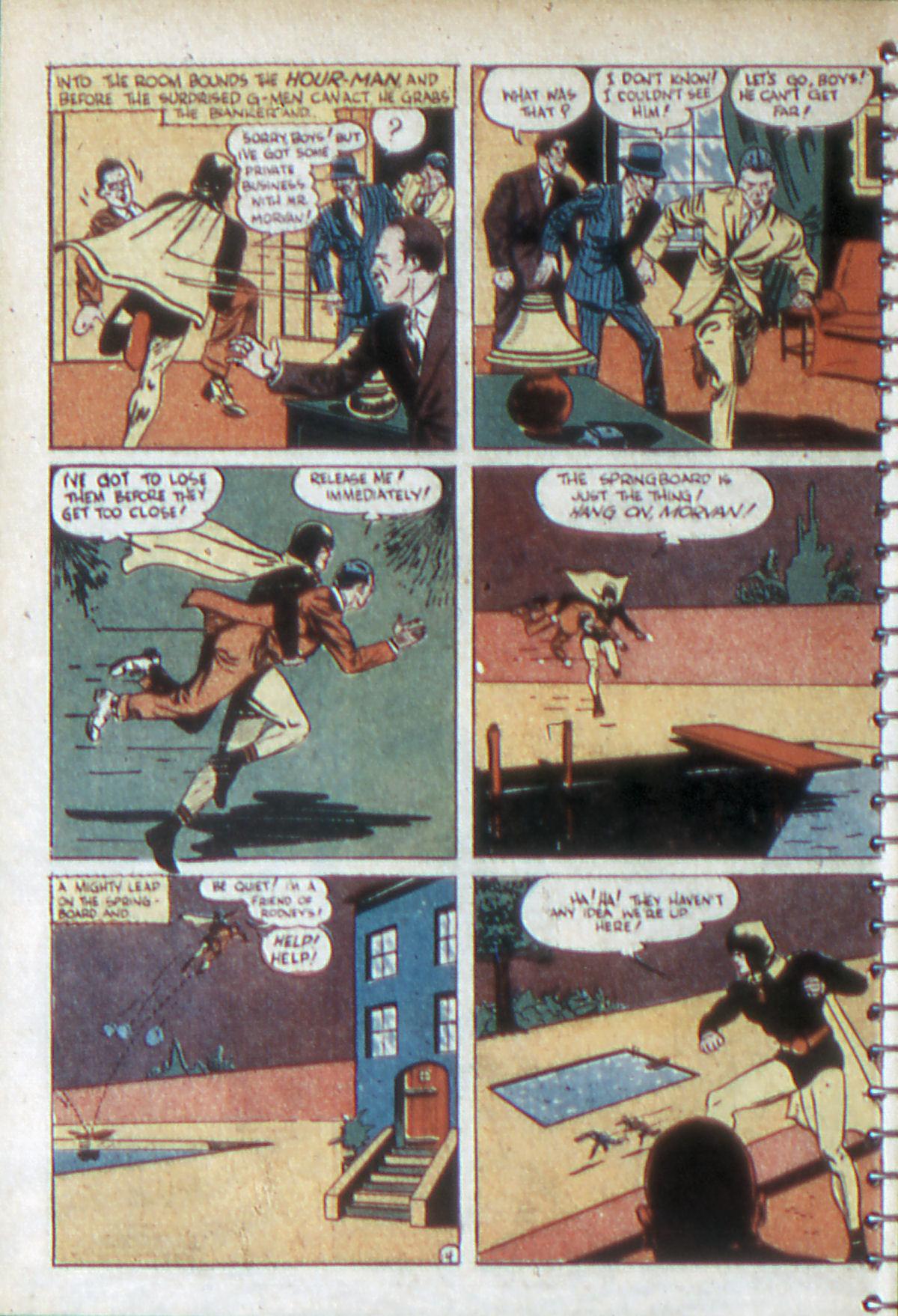 Read online Adventure Comics (1938) comic -  Issue #54 - 7