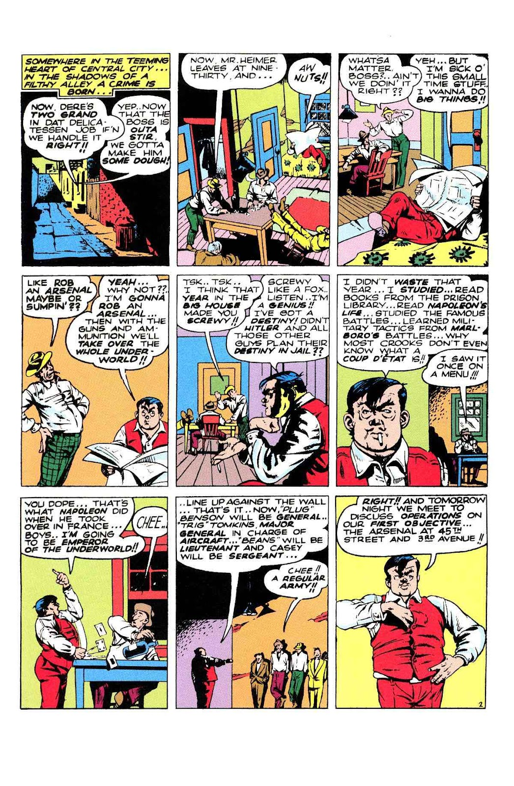 Read online Will Eisner's The Spirit Archives comic -  Issue # TPB 2 (Part 2) - 38