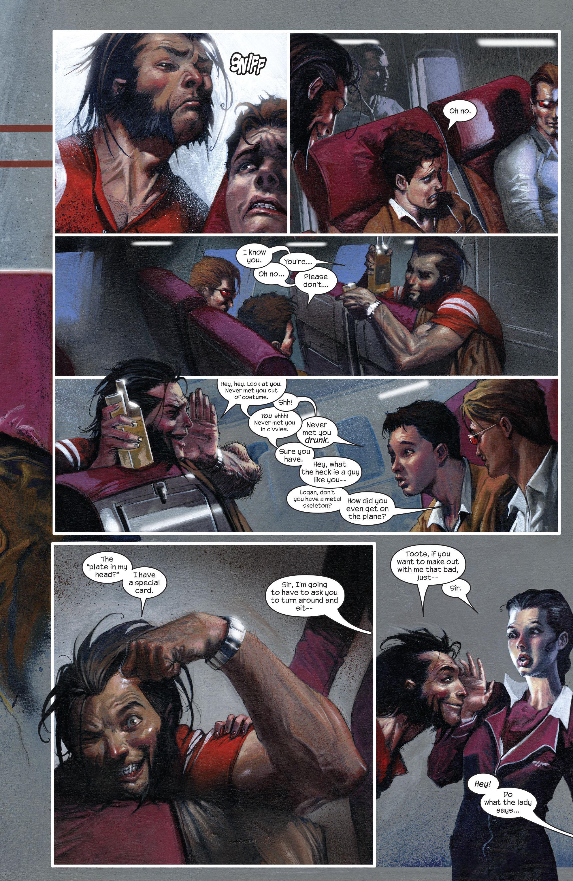 Read online Secret War comic -  Issue # Full - 41