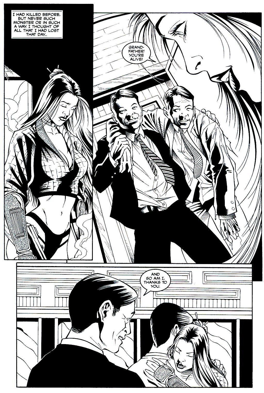 Read online Shi: Sempo comic -  Issue #2 - 21