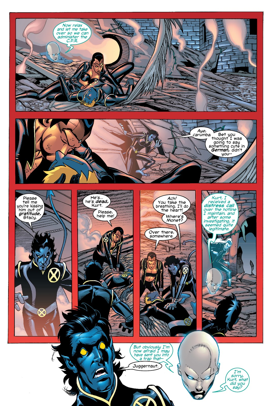 Read online X-Men: Unstoppable comic -  Issue # TPB (Part 1) - 25
