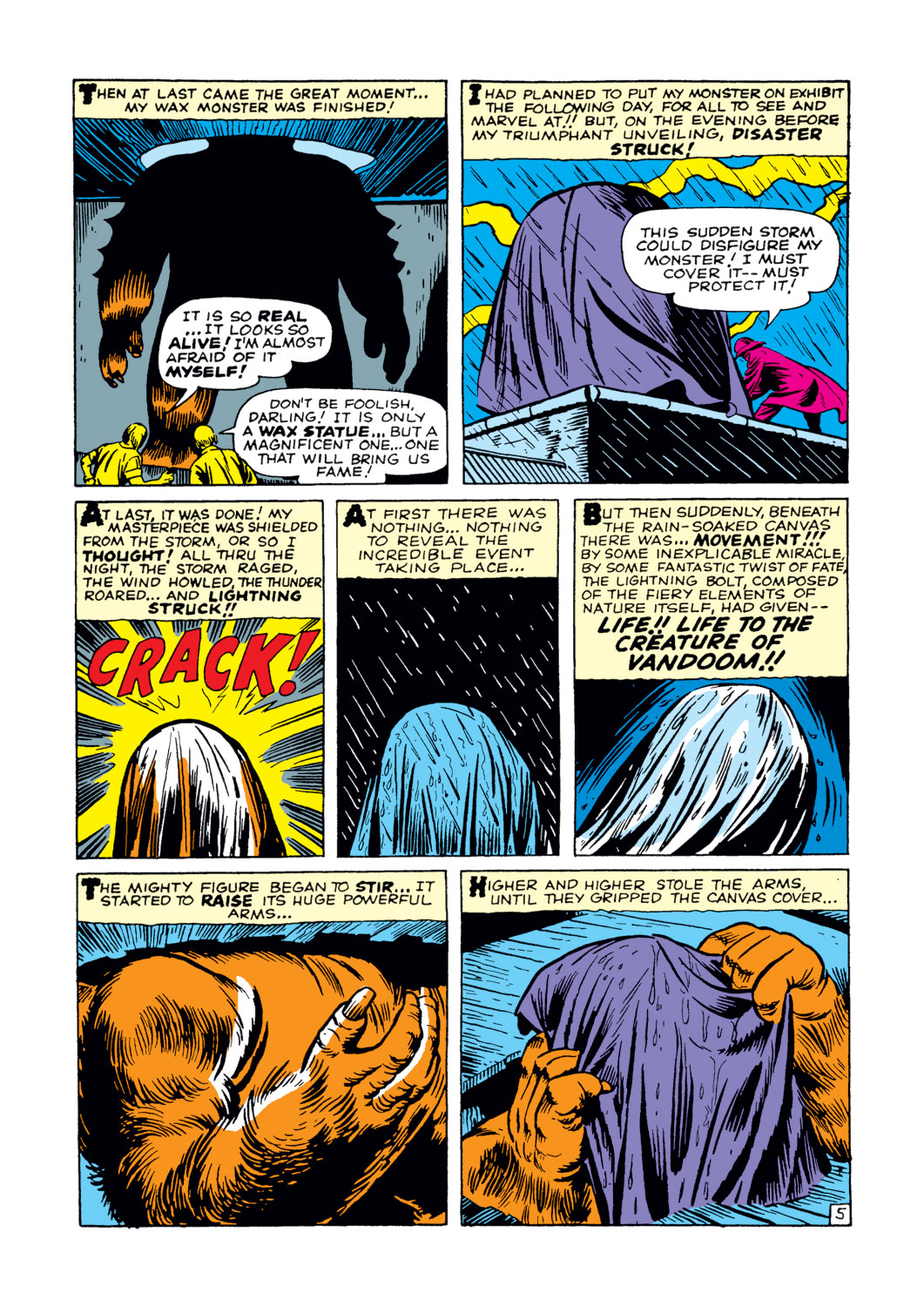 Tales to Astonish (1959) issue 17 - Page 6