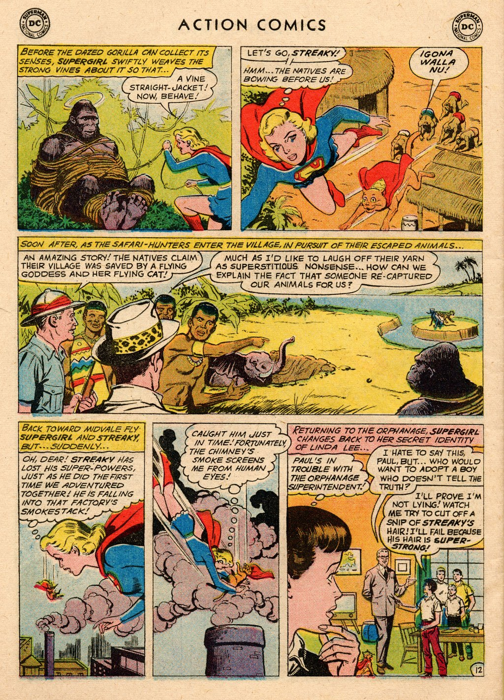 Read online Action Comics (1938) comic -  Issue #266 - 30