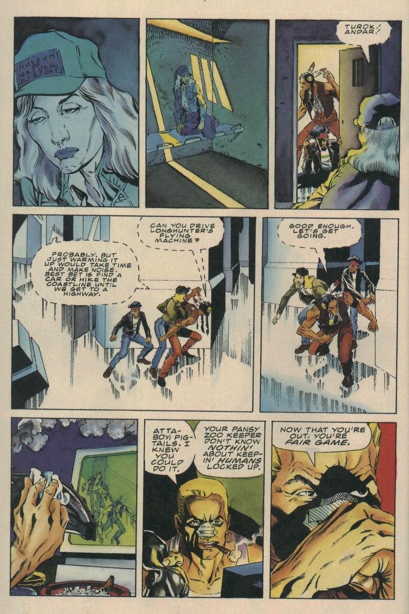 Read online Turok, Dinosaur Hunter (1993) comic -  Issue #6 - 16