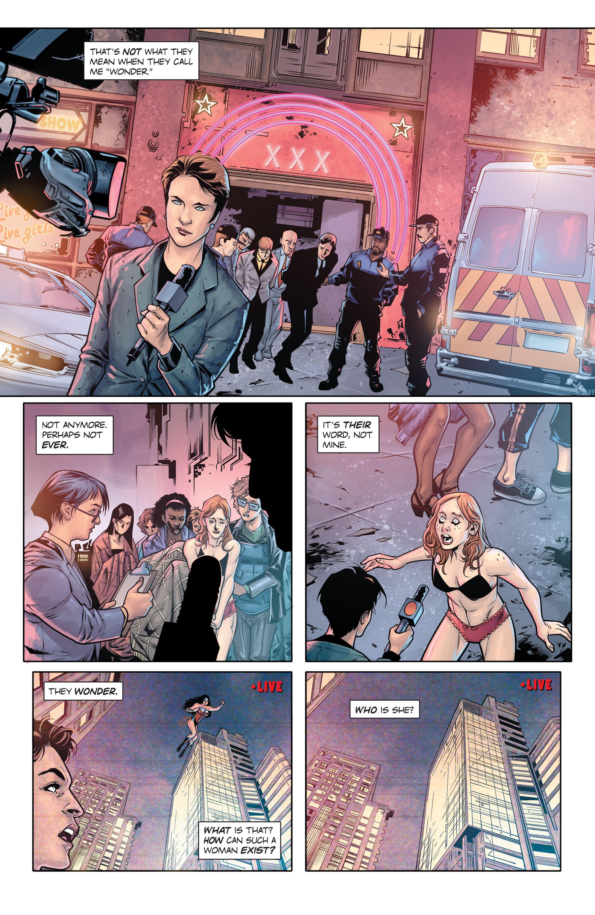 Read online Wonder Woman: Rebirth comic -  Issue # Full - 8