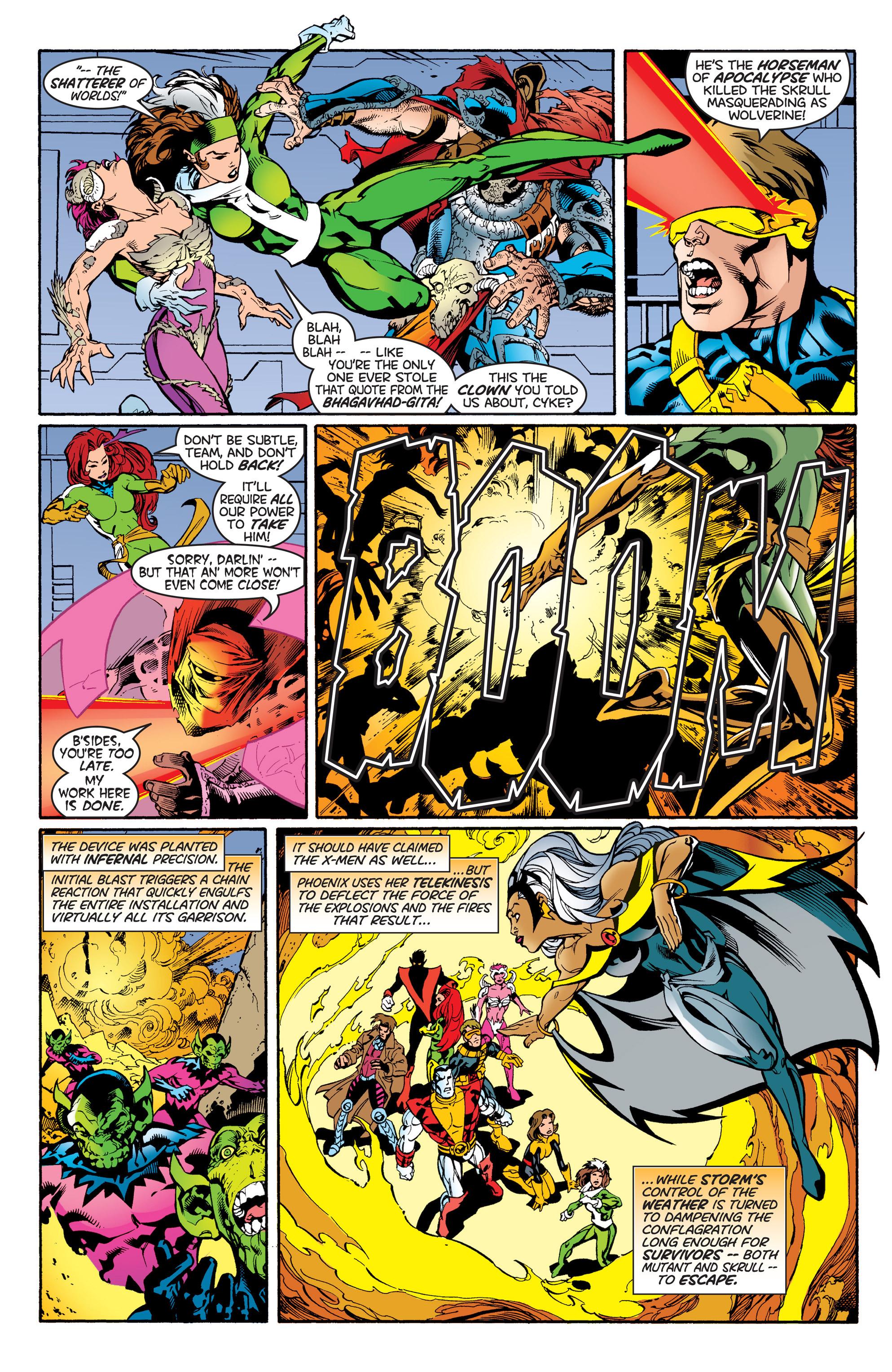 X-Men (1991) 95 Page 18