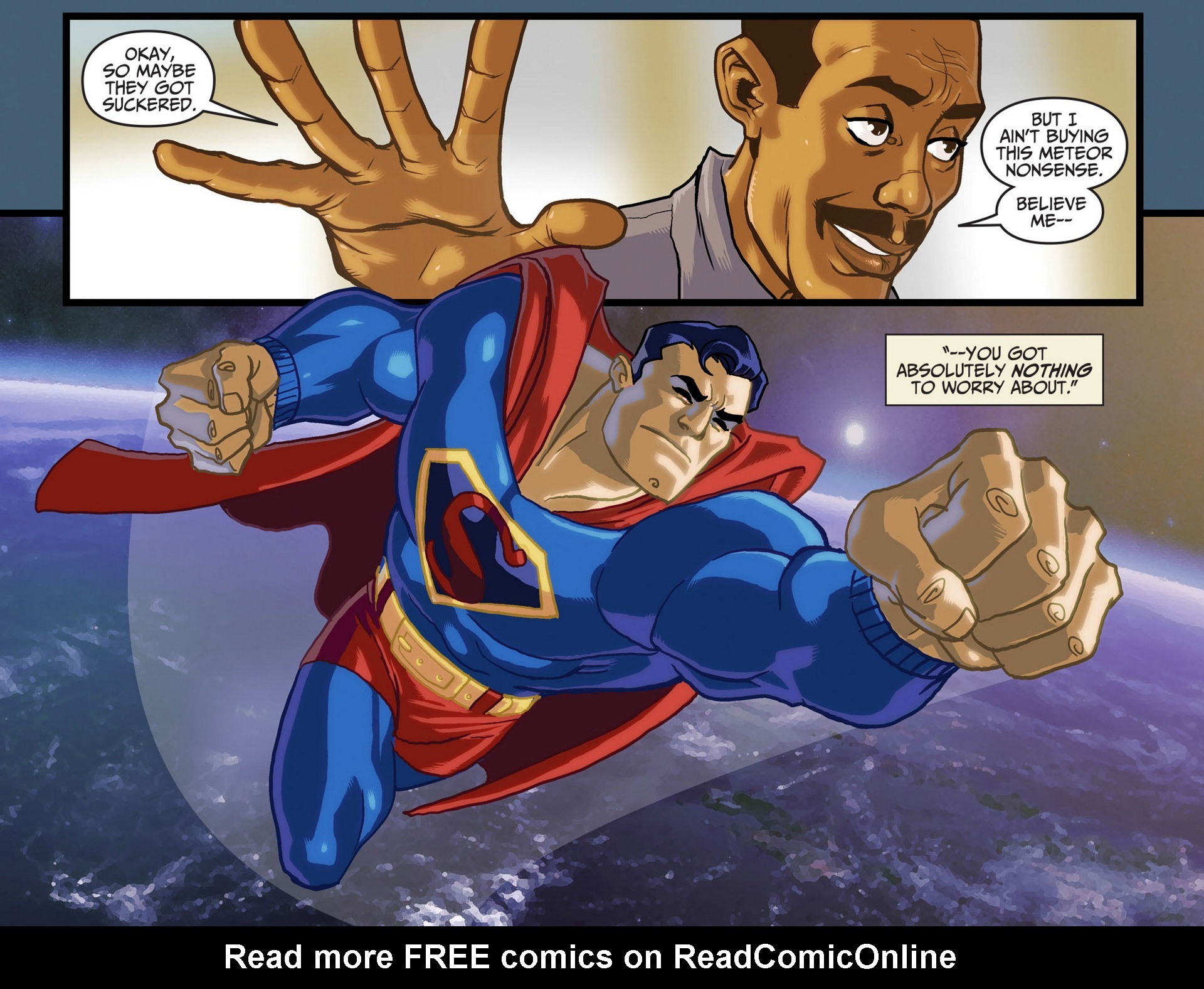 Read online Adventures of Superman [I] comic -  Issue #11 - 6