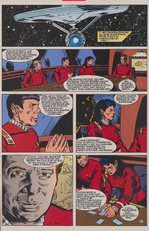 Read online Star Trek (1989) comic -  Issue # _Special 2 - 53