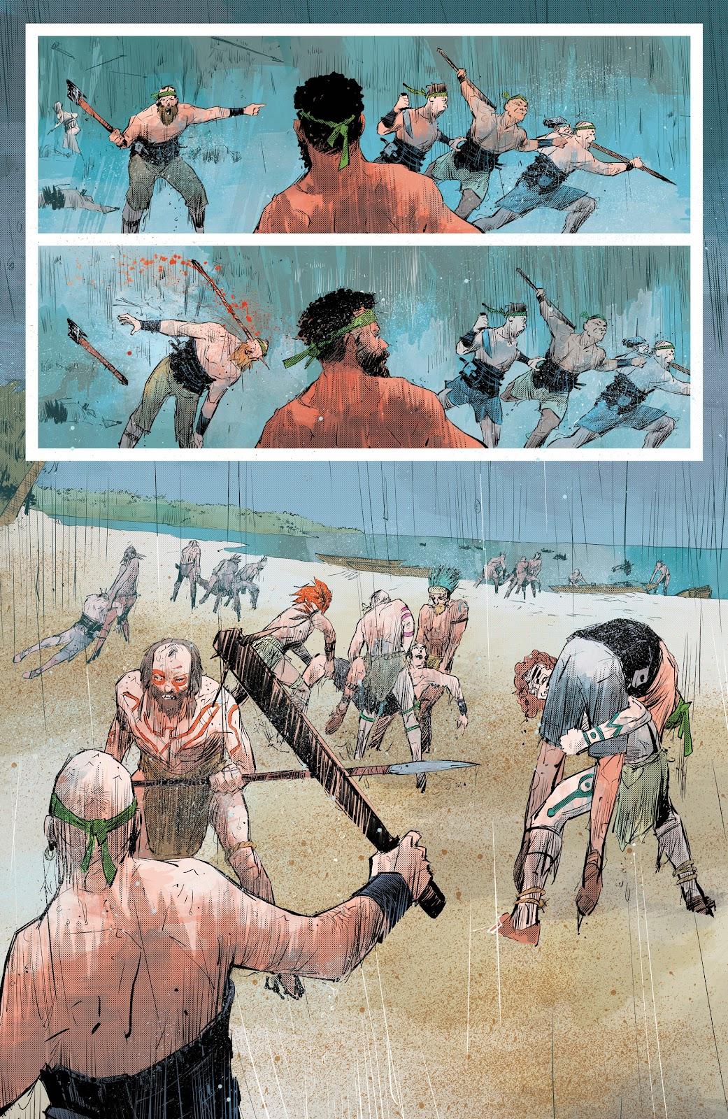 Read online Resonant comic -  Issue #5 - 6