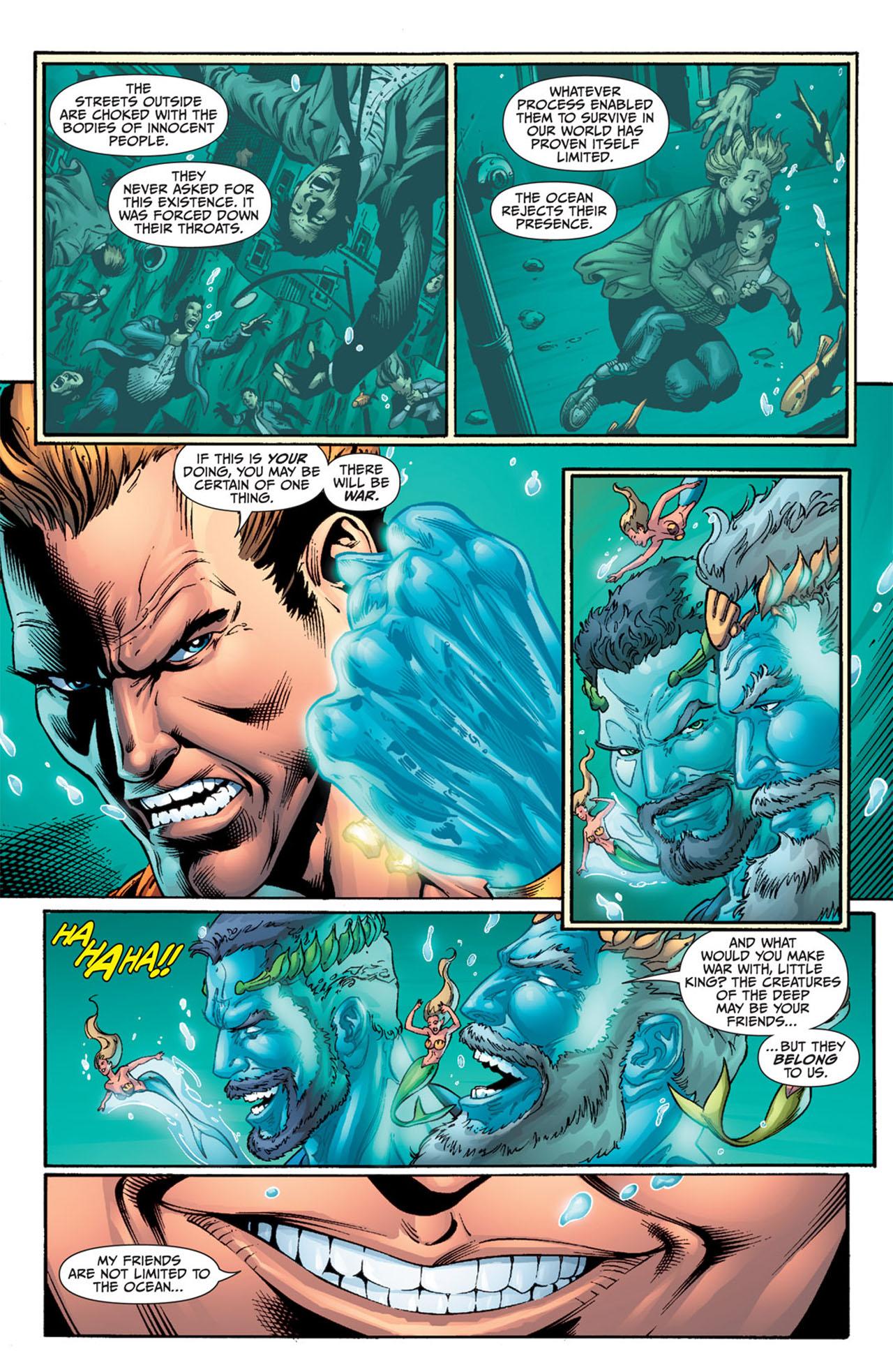 Read online World War III comic -  Issue #2 - 17