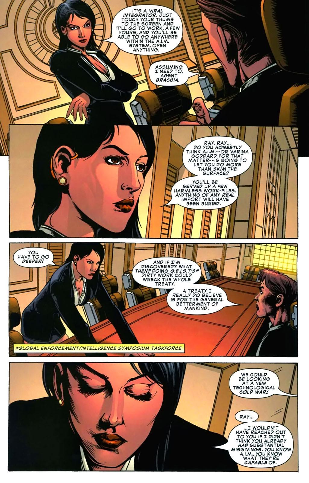 Read online Amazing Fantasy (2004) comic -  Issue #16 - 14