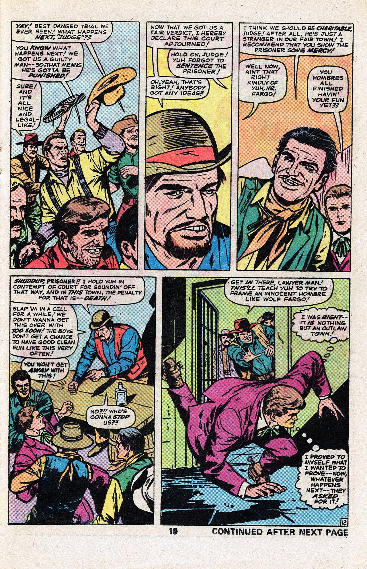 Read online Two-Gun Kid comic -  Issue #134 - 21