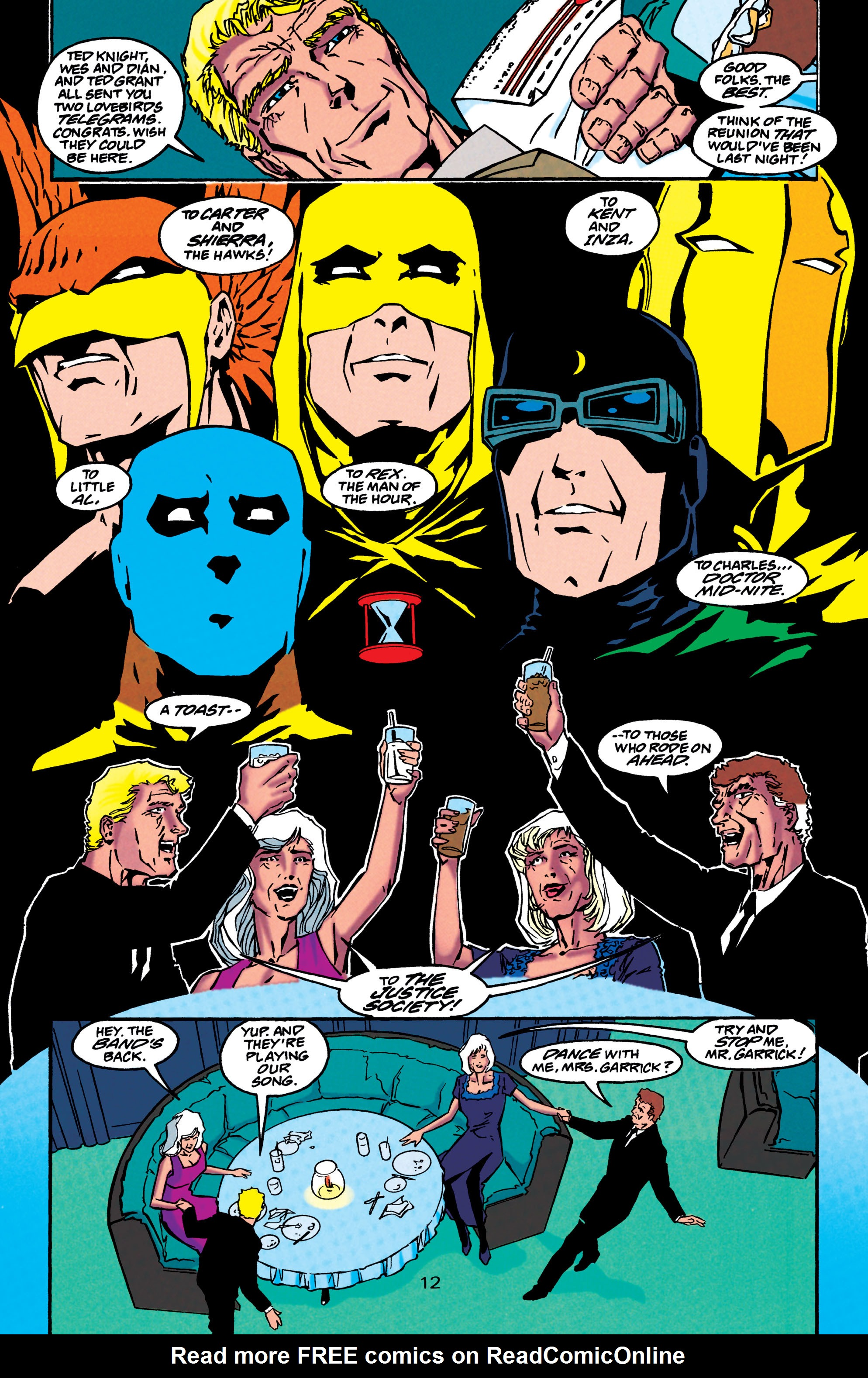 Read online Aquaman (1994) comic -  Issue #44 - 13