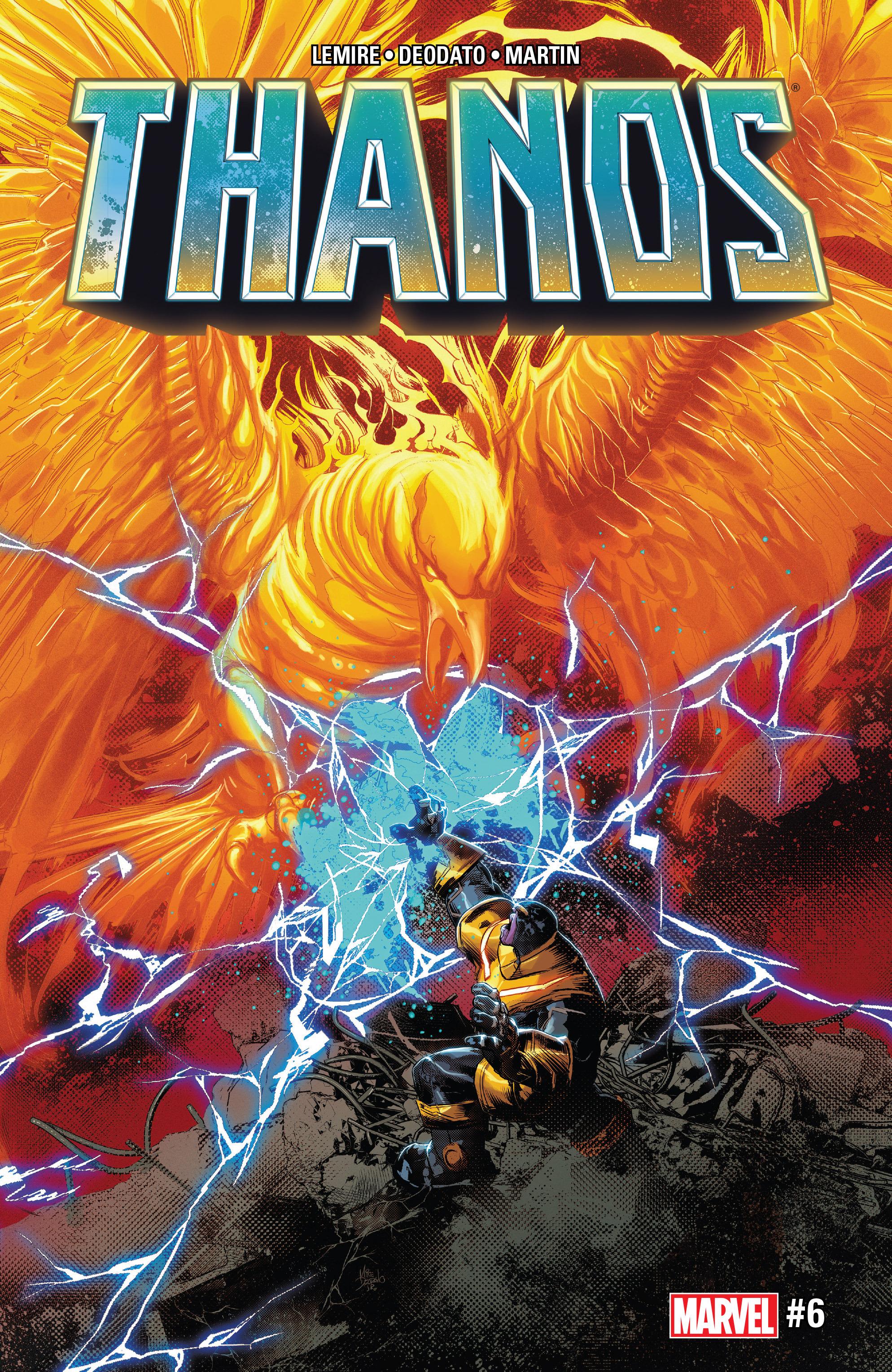 Thanos (2016) 6 Page 1