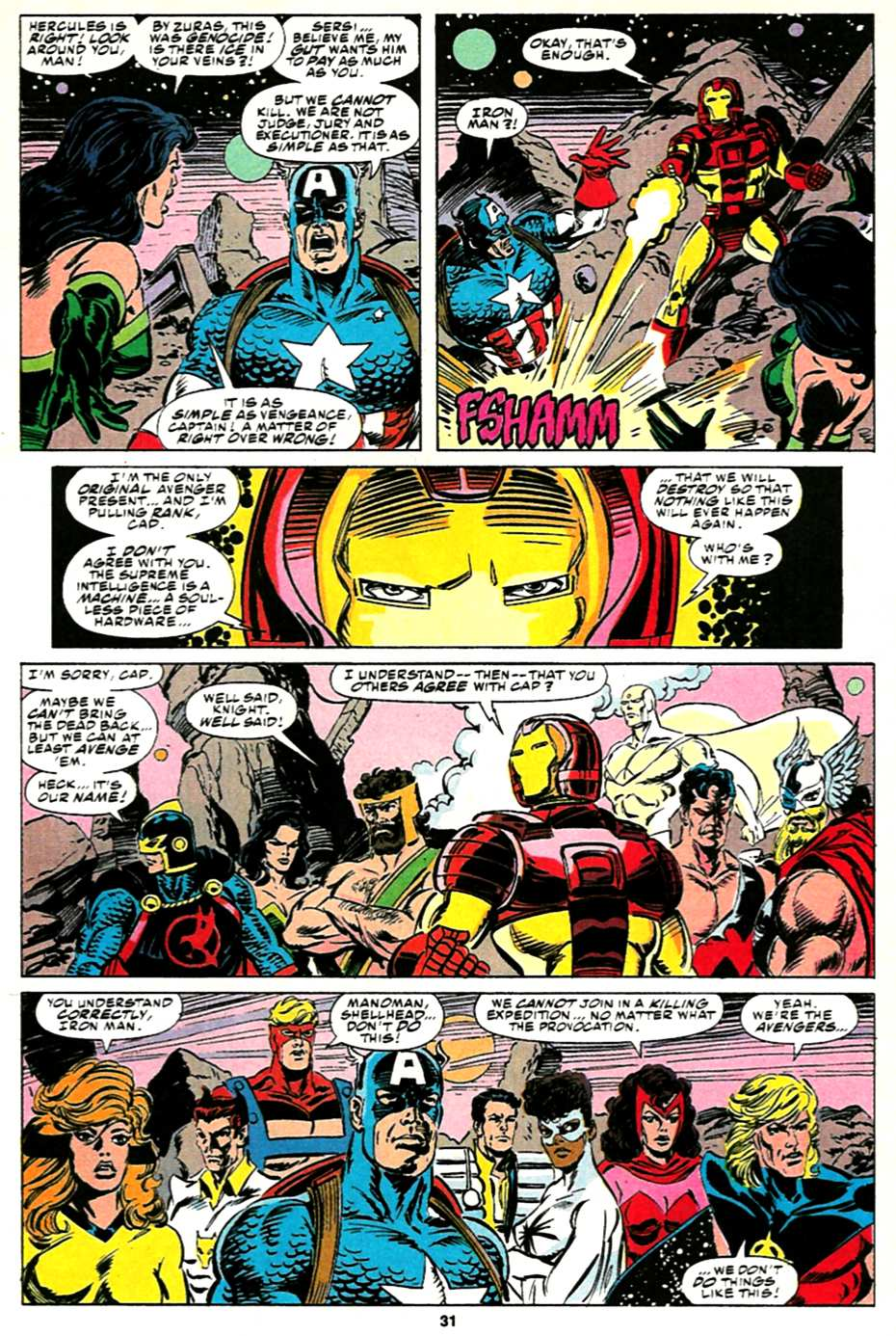 The Avengers (1963) 347 Page 26