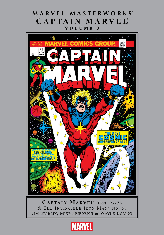 Marvel Masterworks: Captain Marvel TPB_3_(Part_1) Page 1