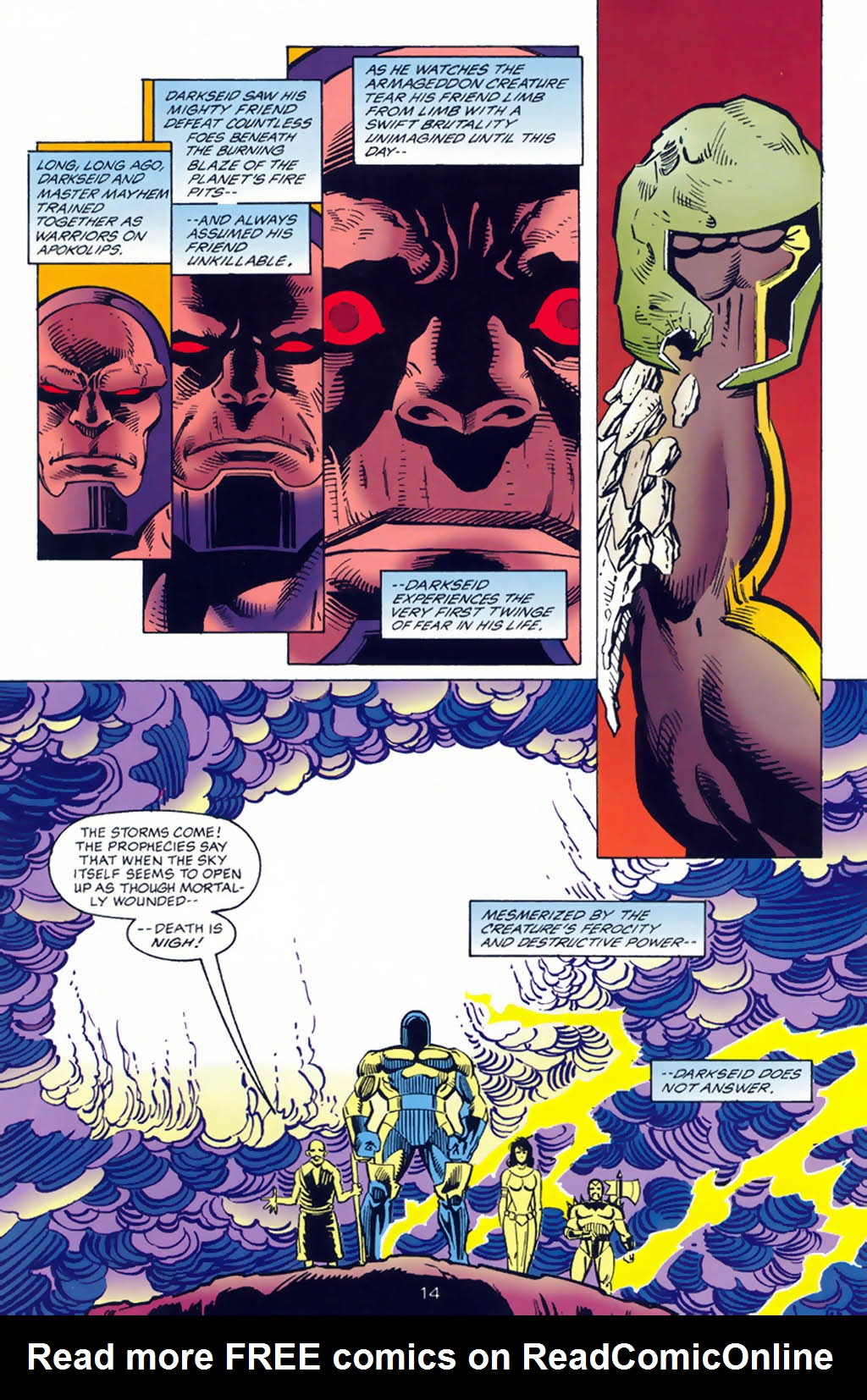 Read online Doomsday Annual comic -  Issue # Full - 15